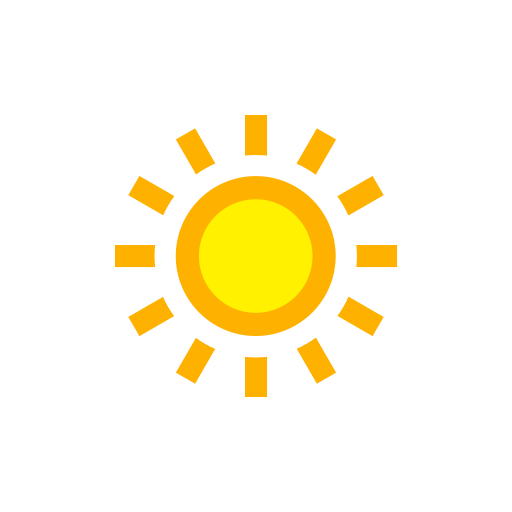 Klimatabelle Westkapelle: Das Wetter am 2021-04-18 bei Westkapelle - Blauer Himmel