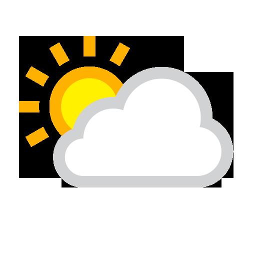 Klimatabelle Cape Coral: Das Wetter am 2021-04-15 bei Cape Coral - Leicht bewölkt