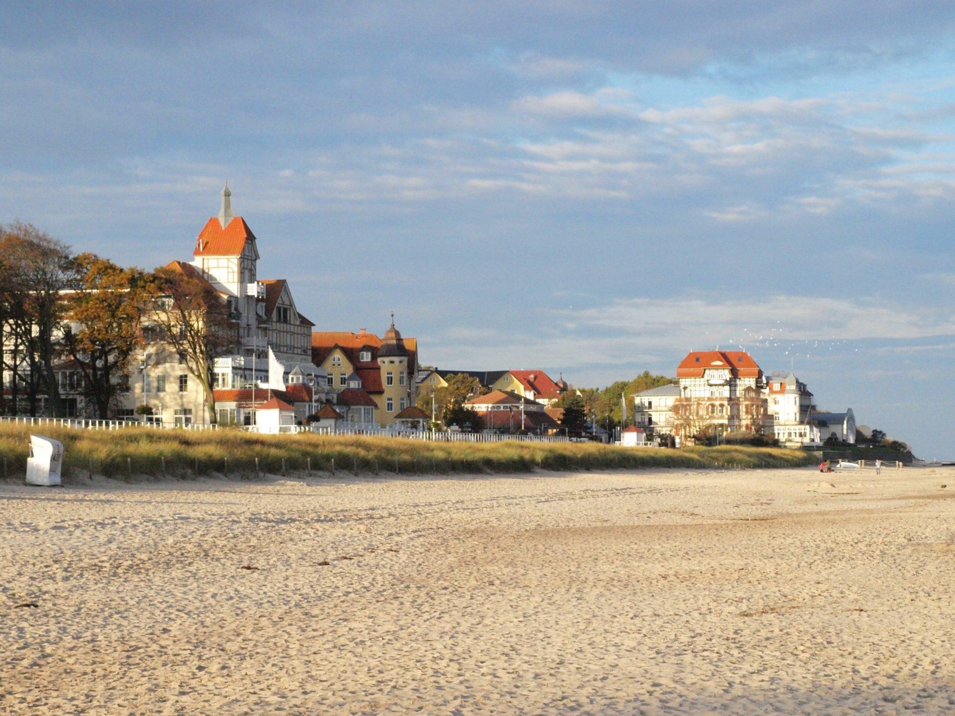 Wassertemperatur Kühlungsborn: Weststrand