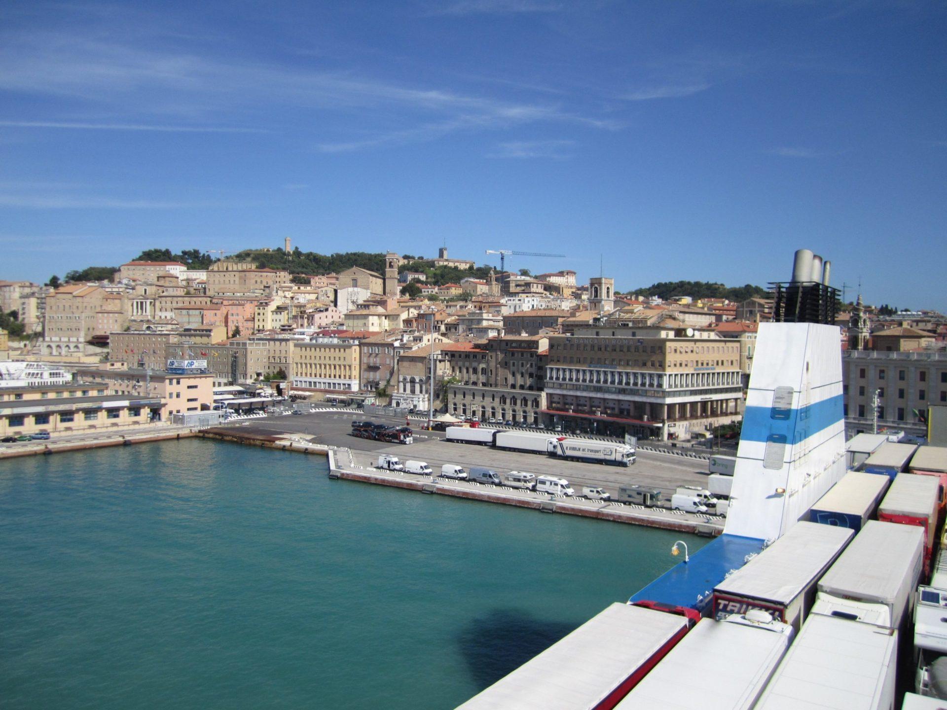 Wassertemperatur Ancona