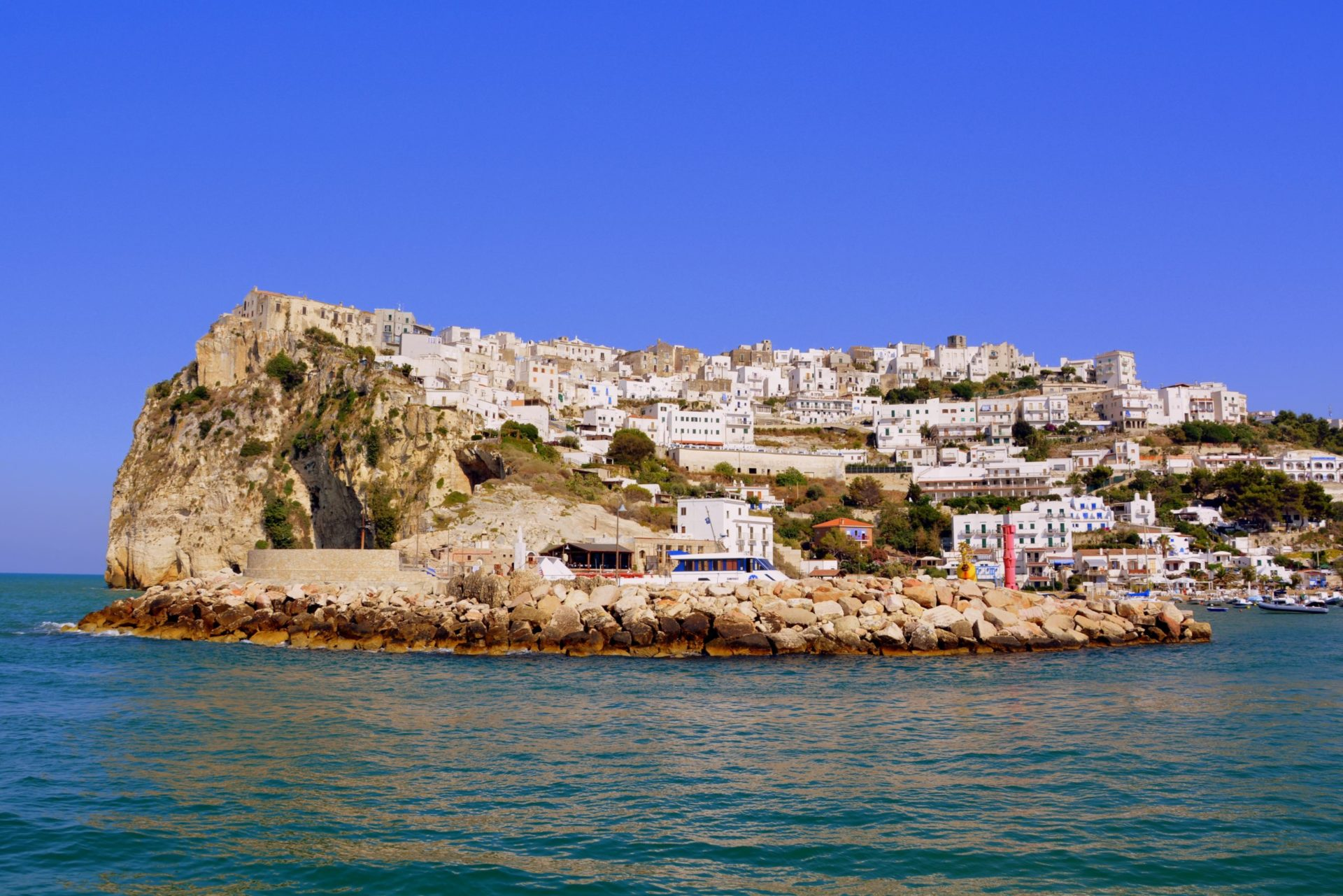 Wassertemperatur Apulien