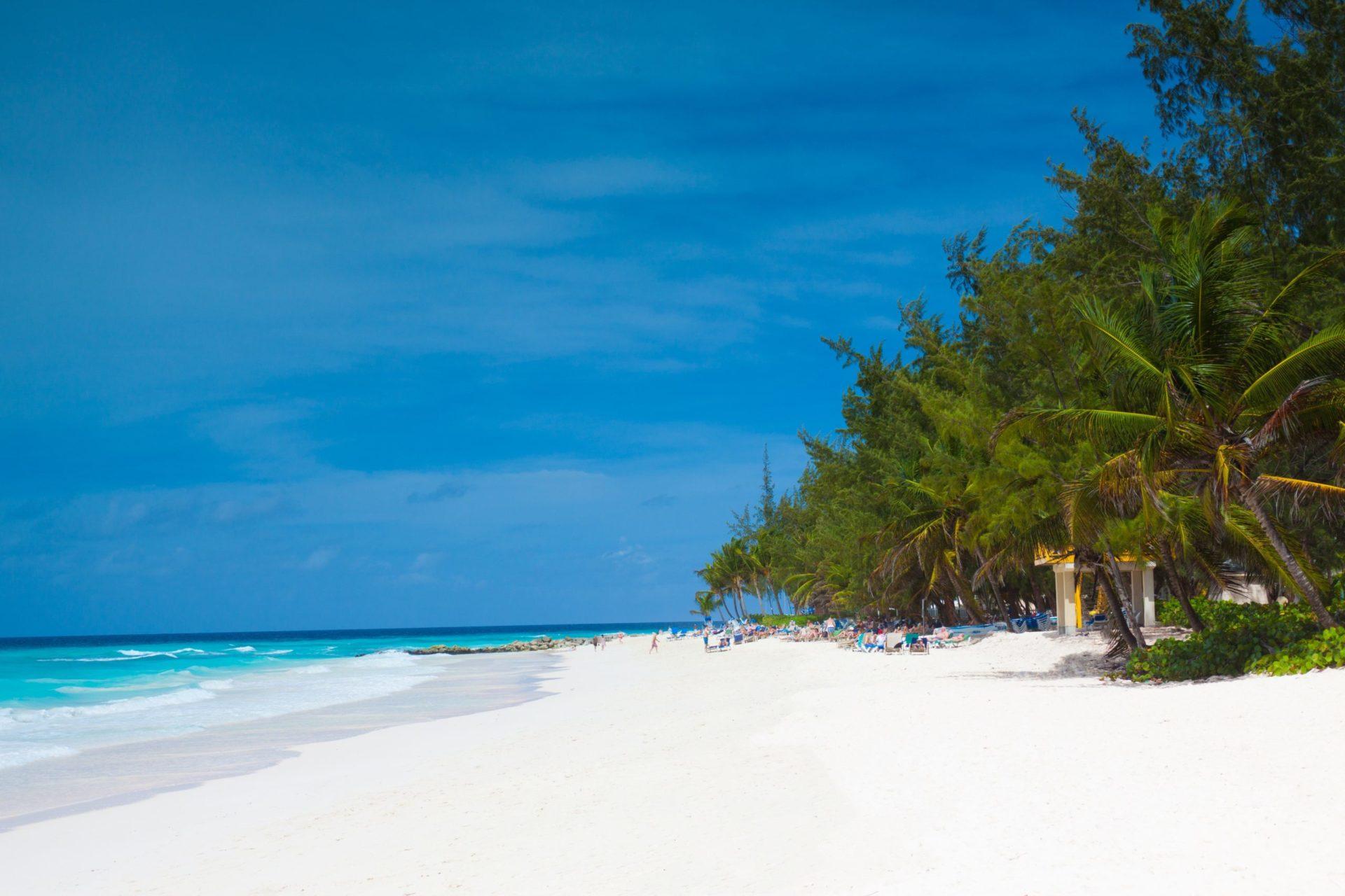 Wassertemperatur Barbados