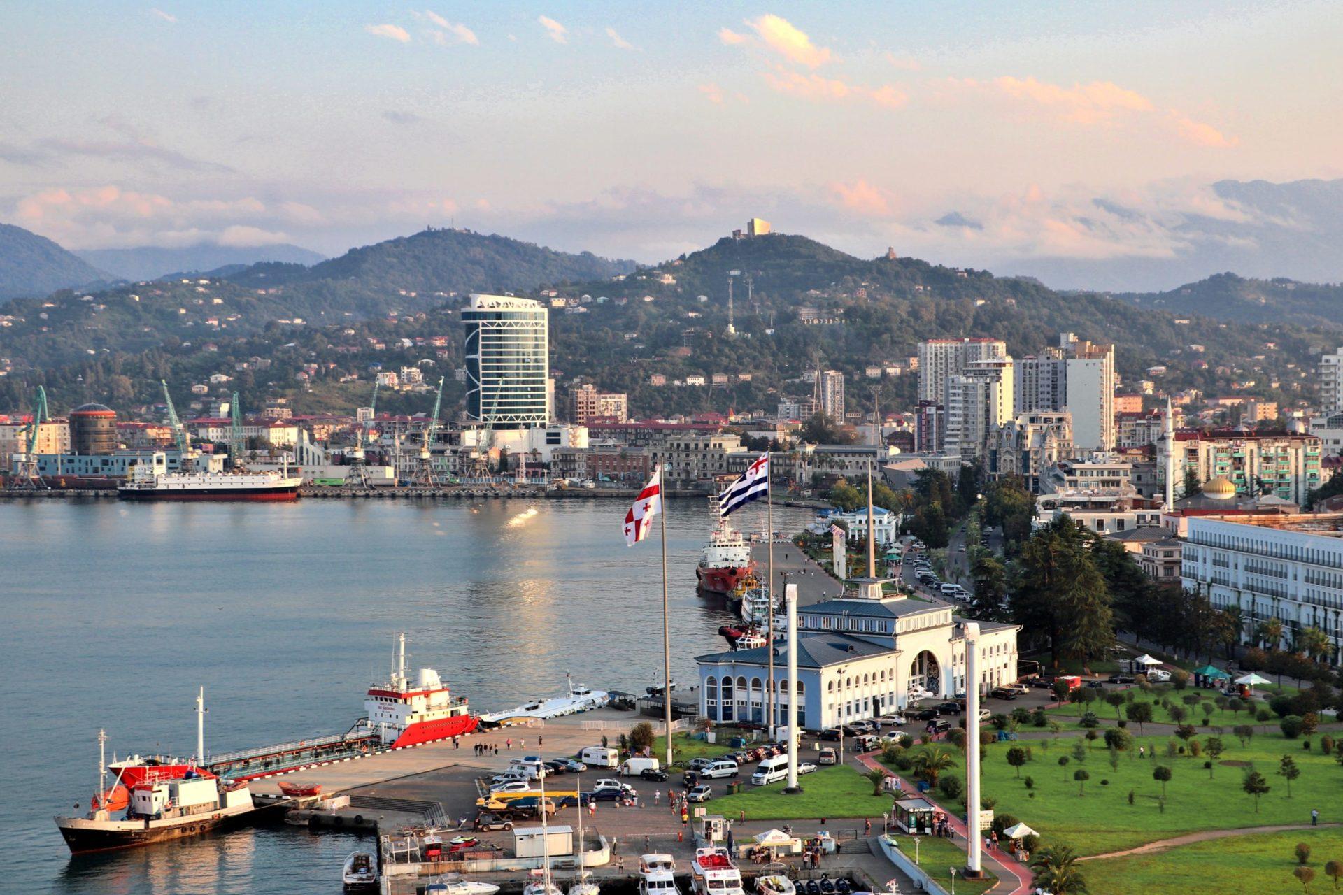 Wassertemperatur Batumi
