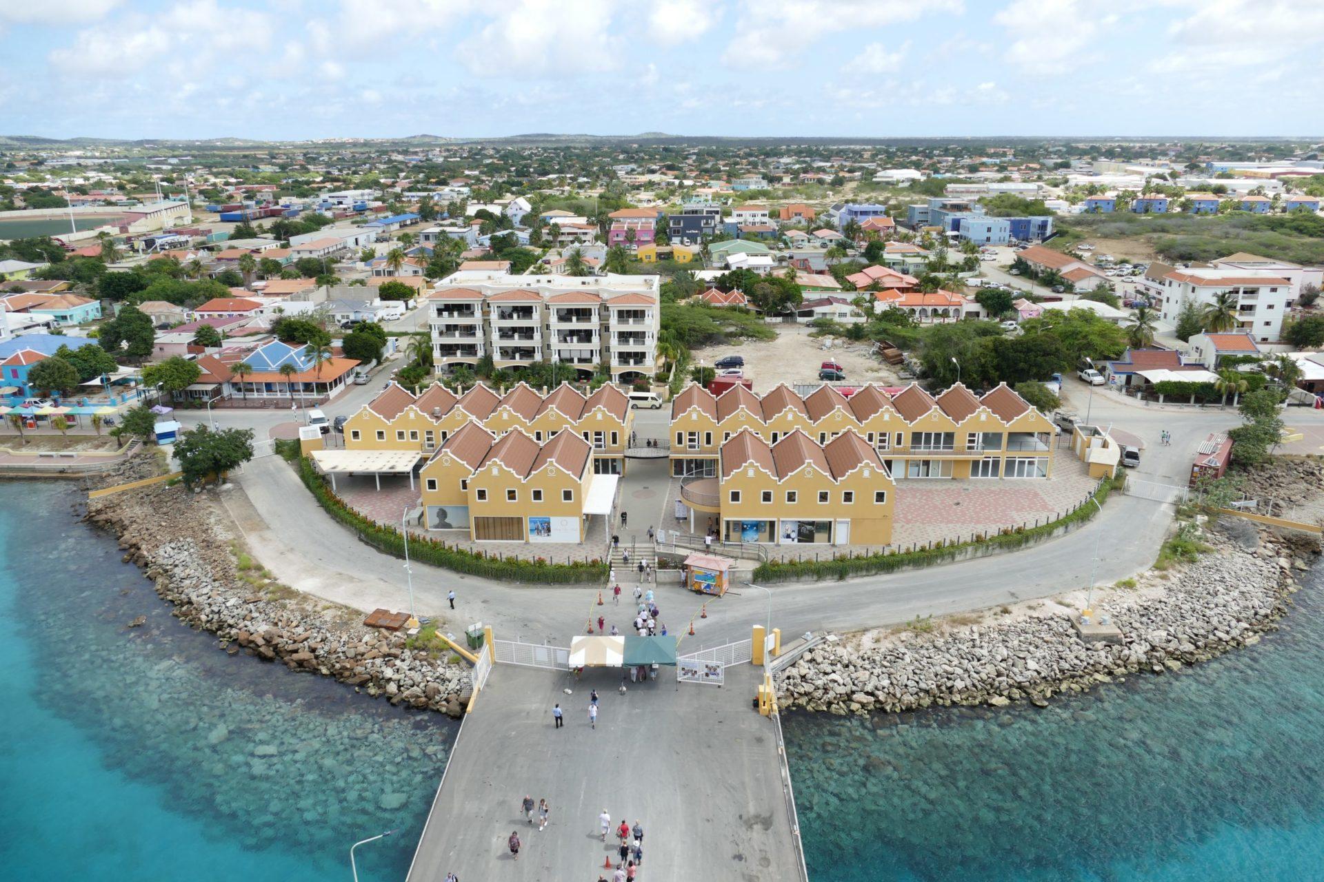 Wassertemperatur Bonaire
