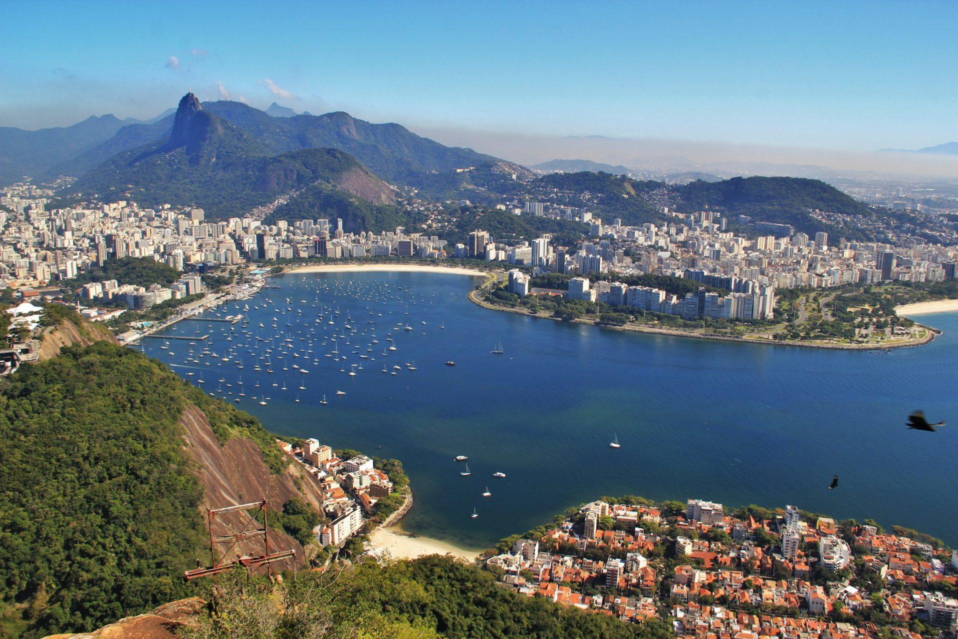 Wassertemperatur Brasilien