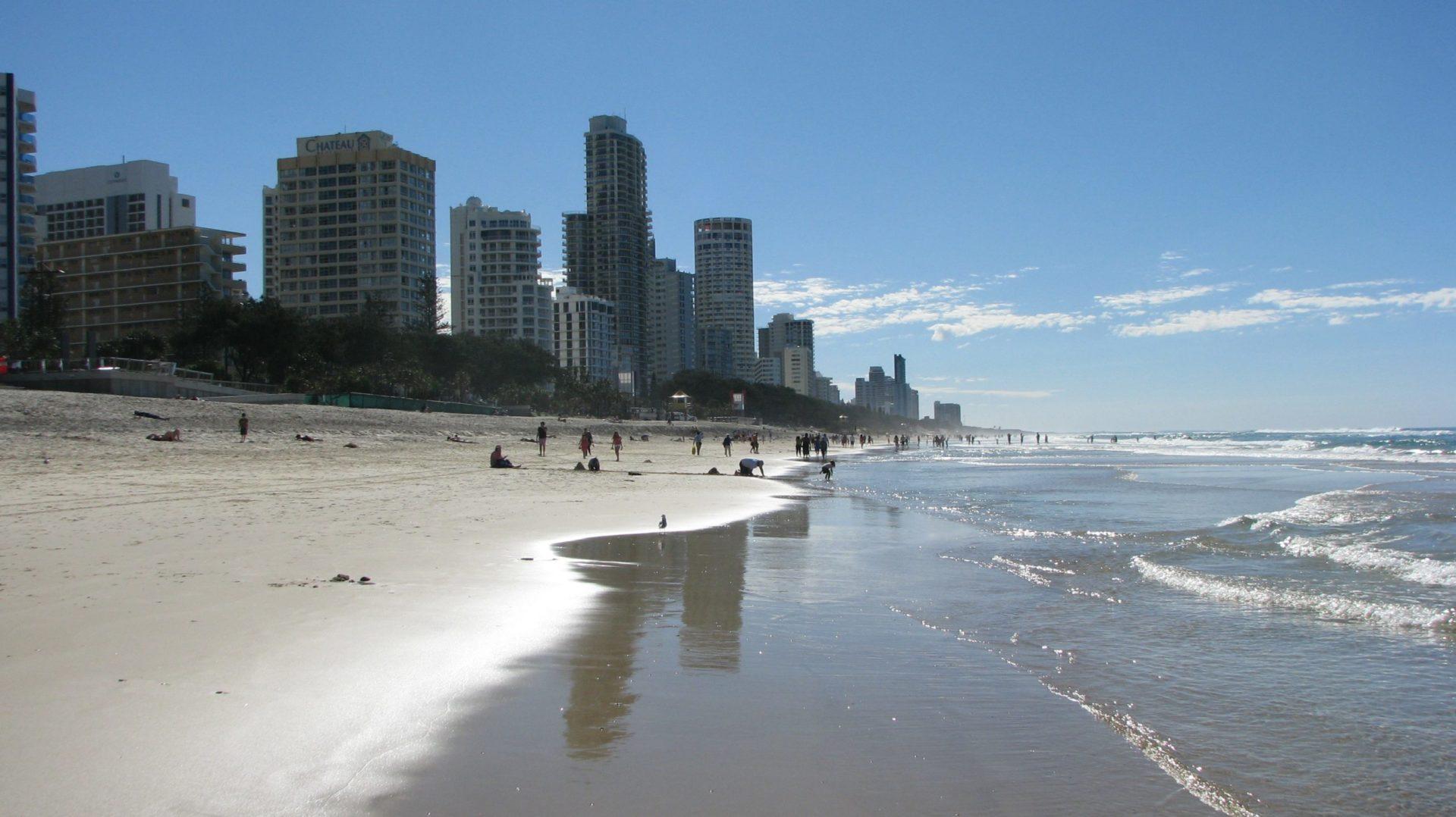 Wassertemperatur Brisbane