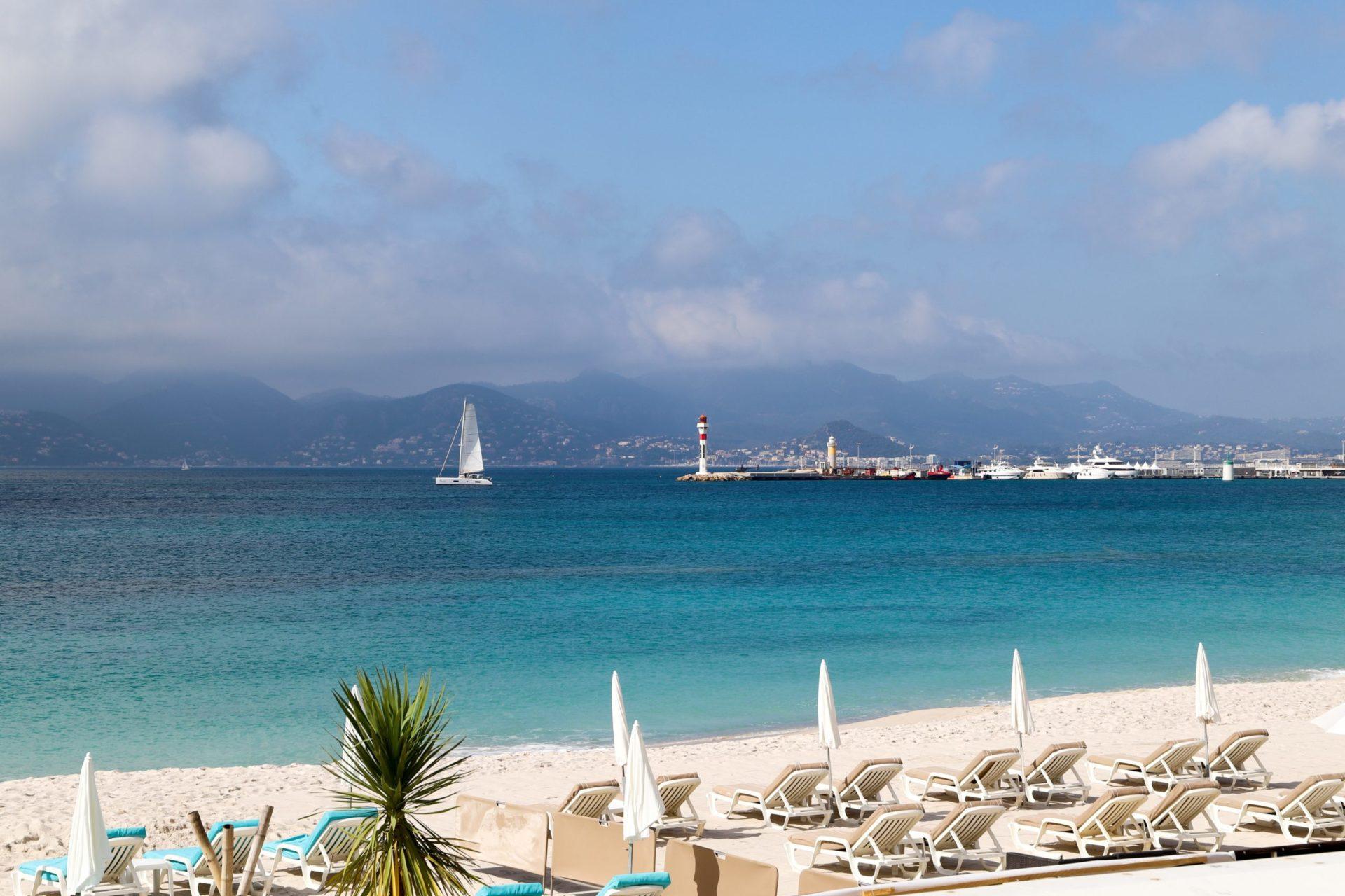 Wassertemperatur Cannes