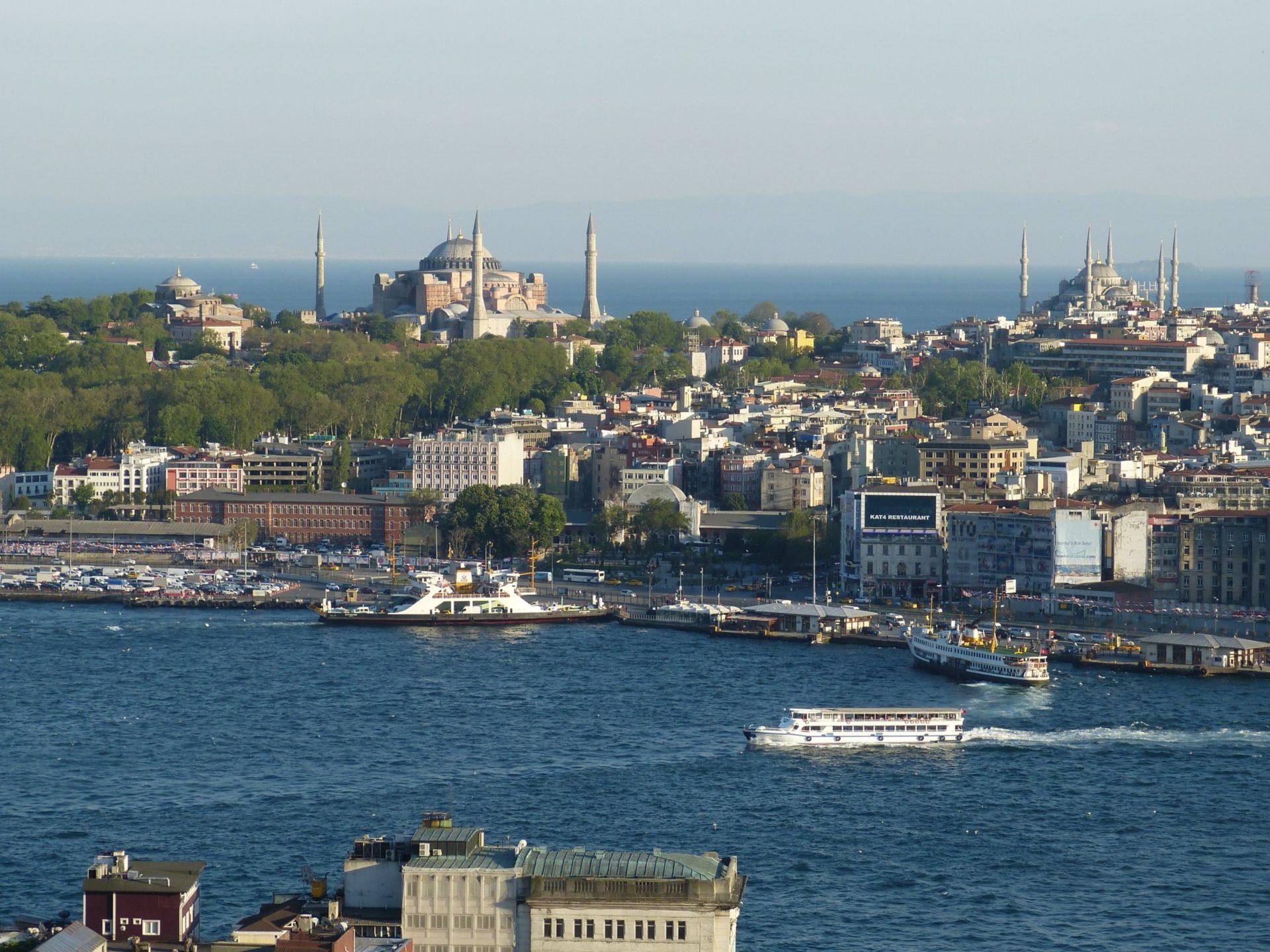 Wassertemperatur Istanbul