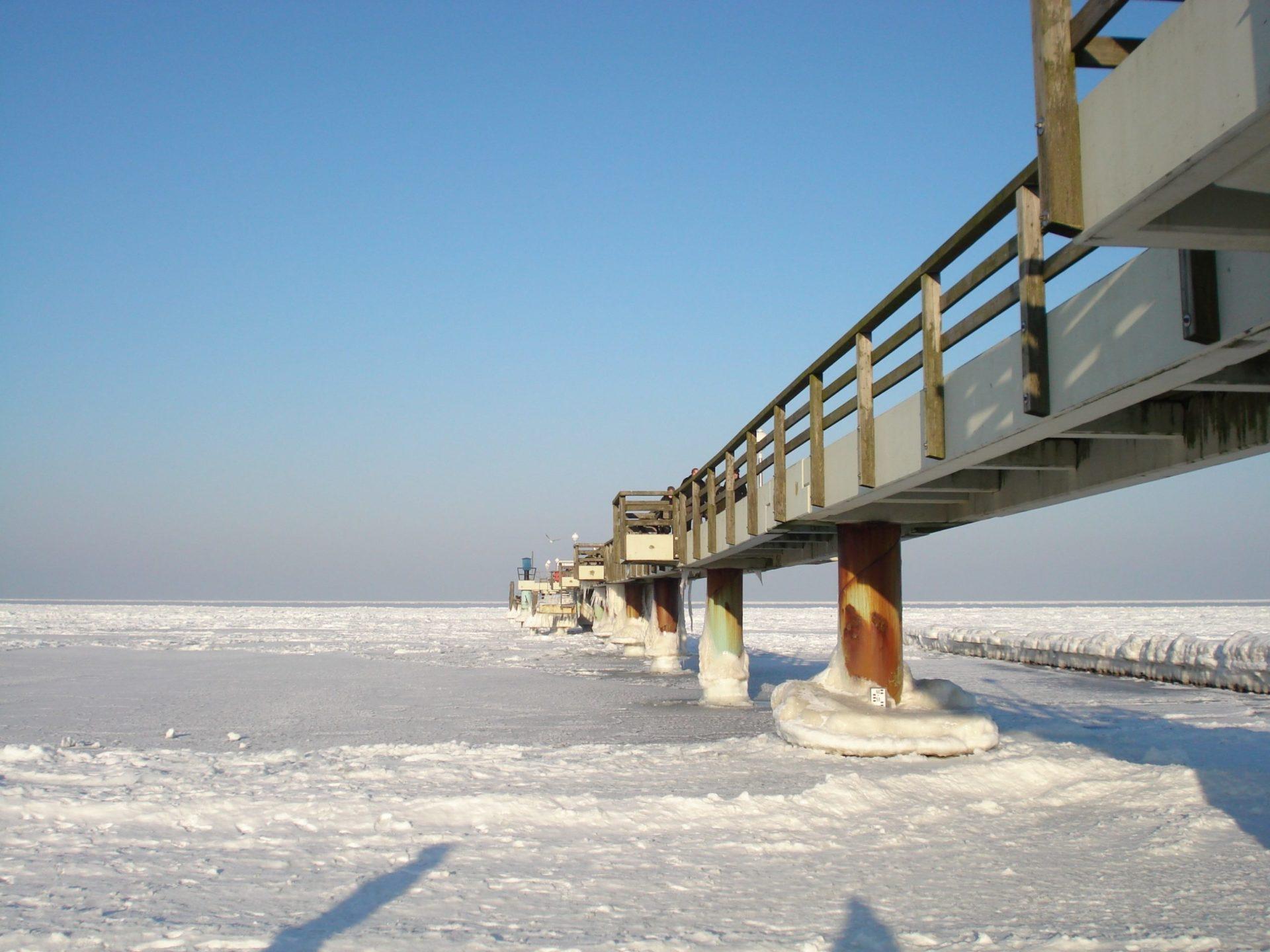 Wassertemperatur Koserow