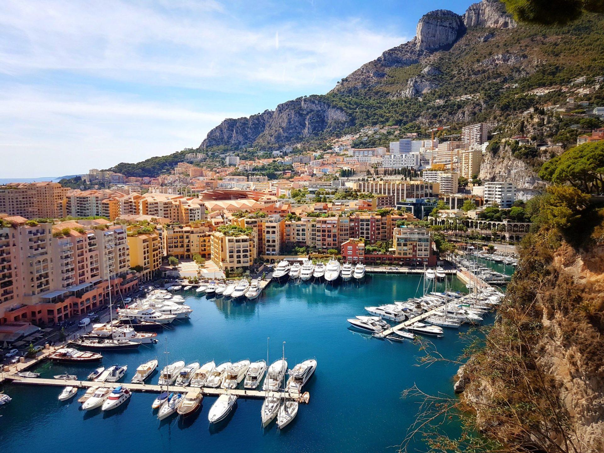 Wassertemperatur Monaco