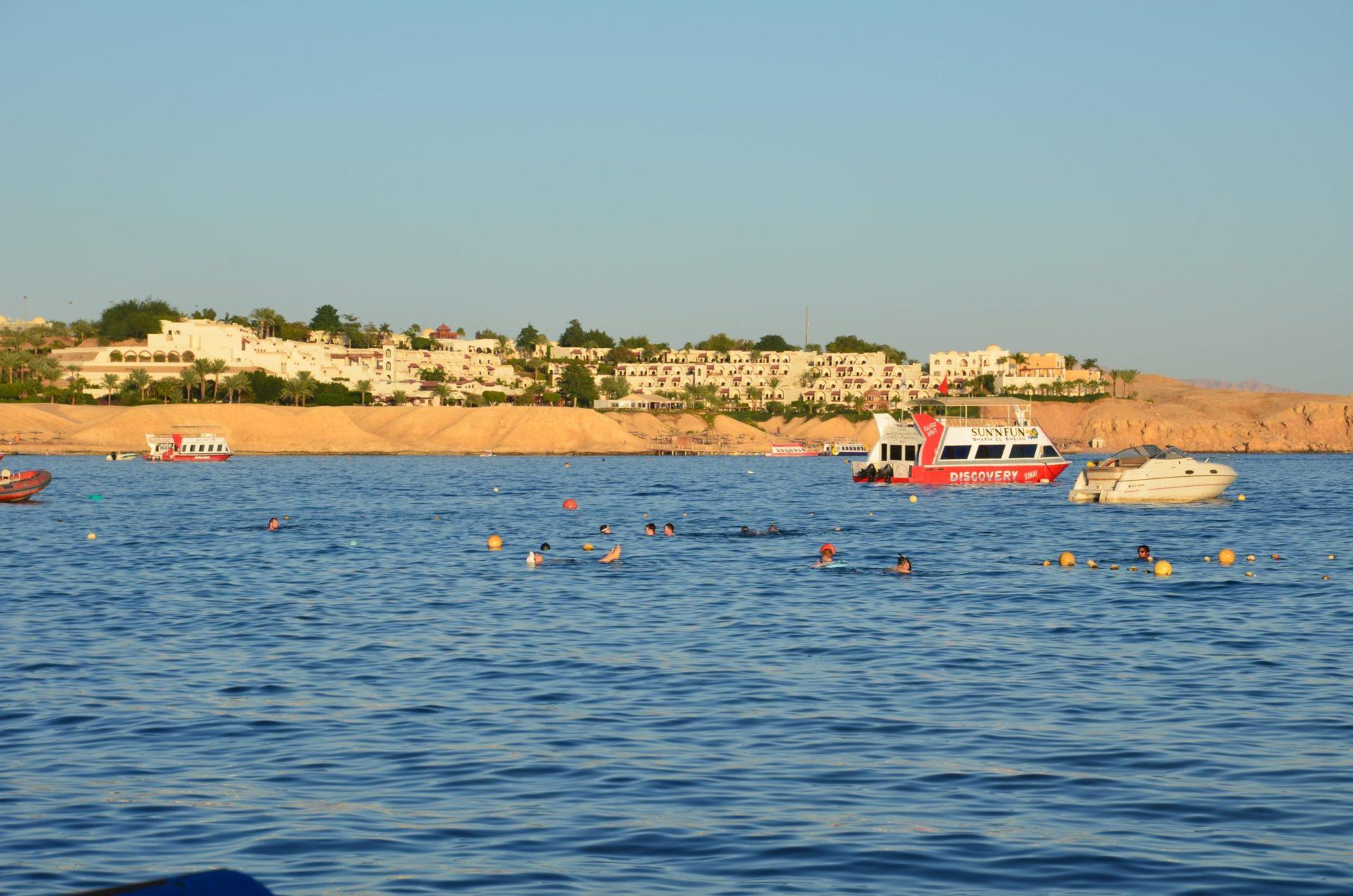 Wassertemperatur Nabq Bay