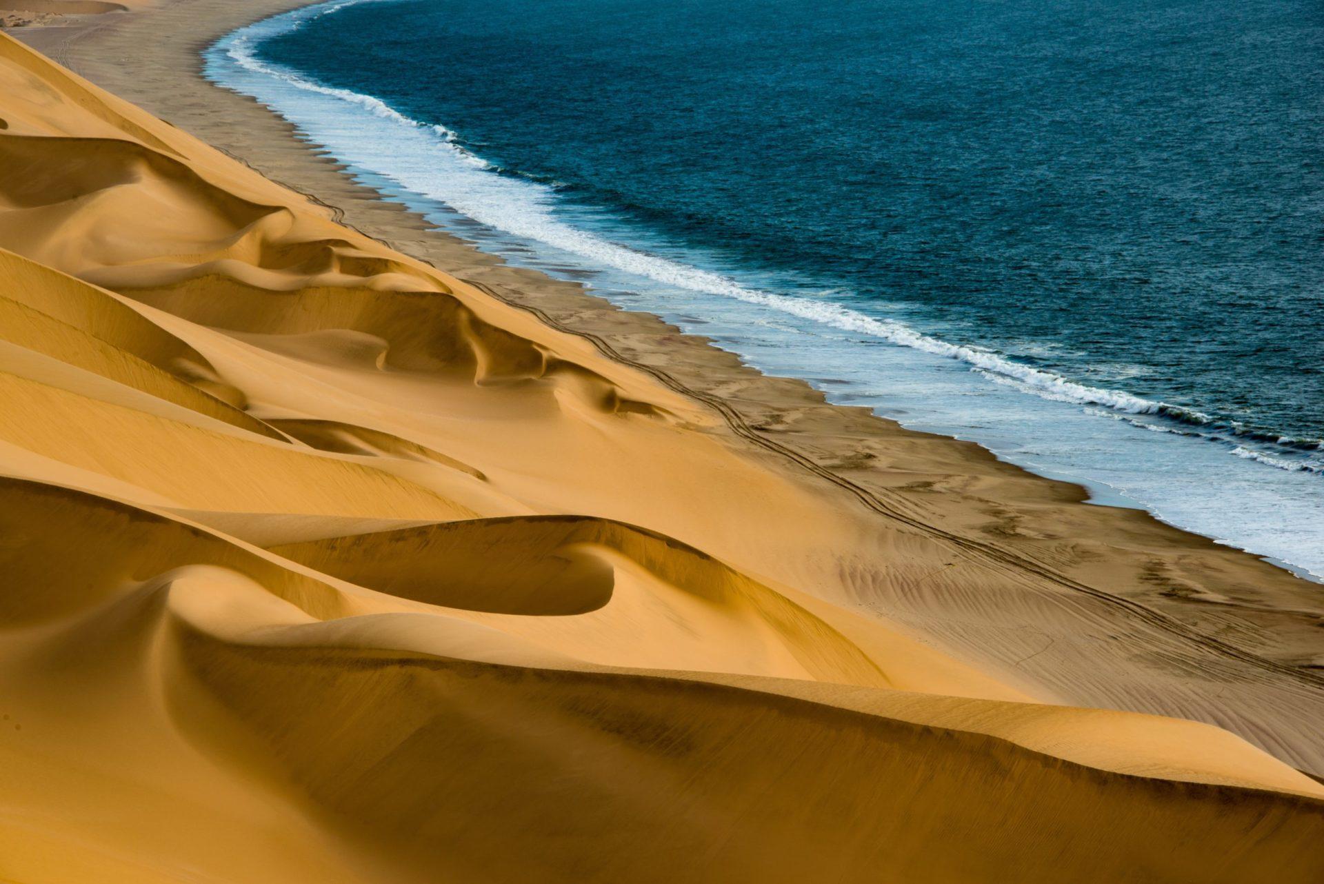 Wassertemperatur Namibia