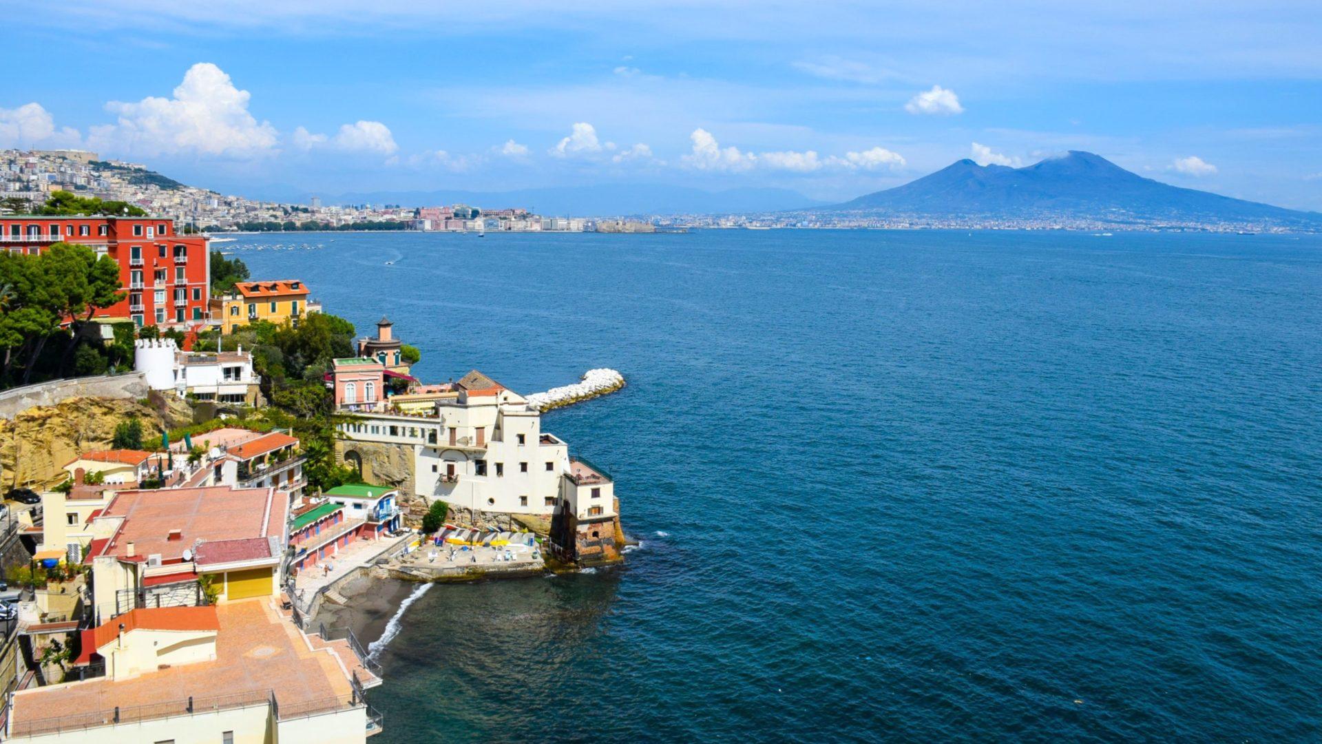 Wassertemperatur Neapel