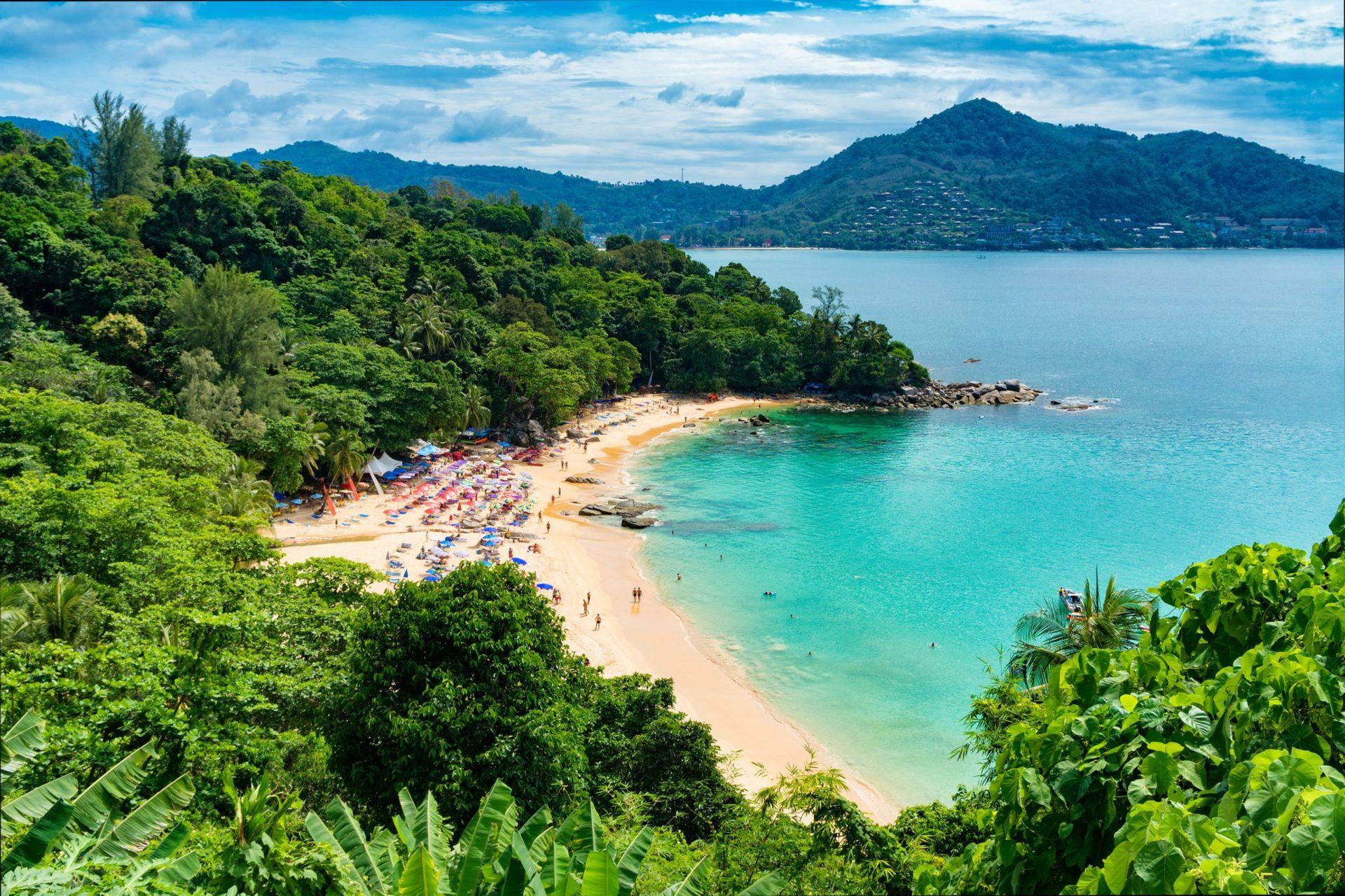 Wassertemperatur Phuket