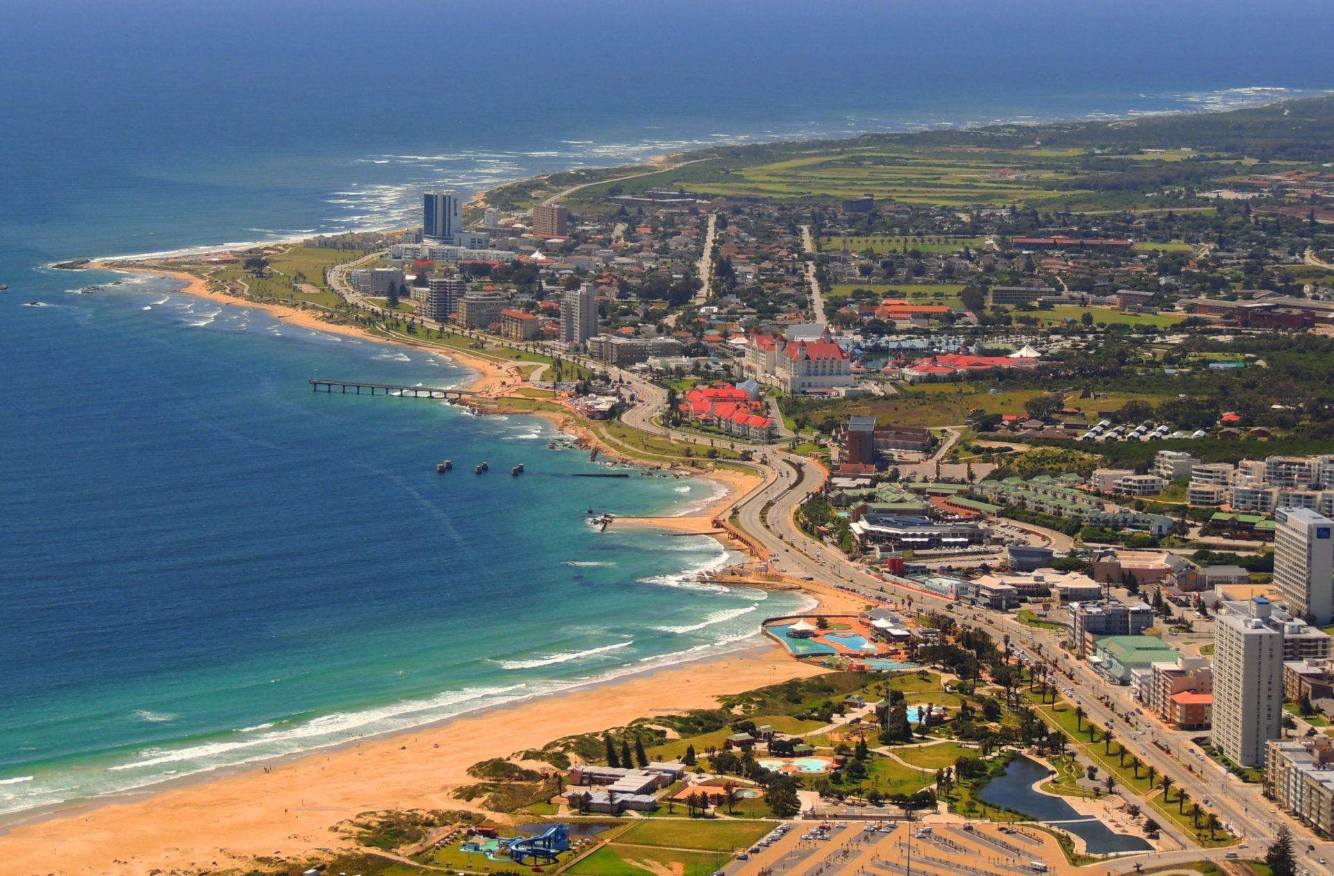 Wassertemperatur Port Elizabeth
