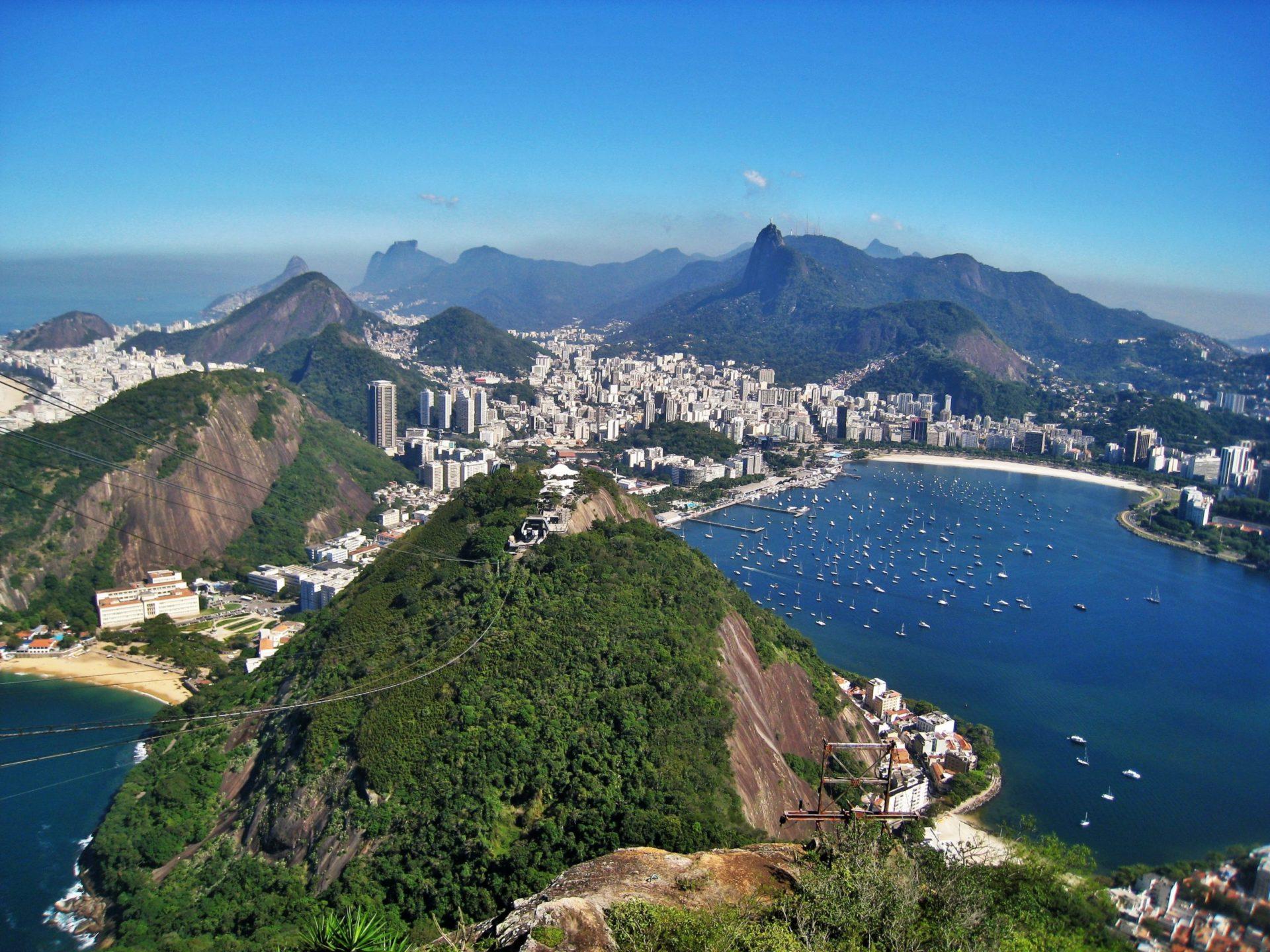 Wassertemperatur Rio de Janeiro