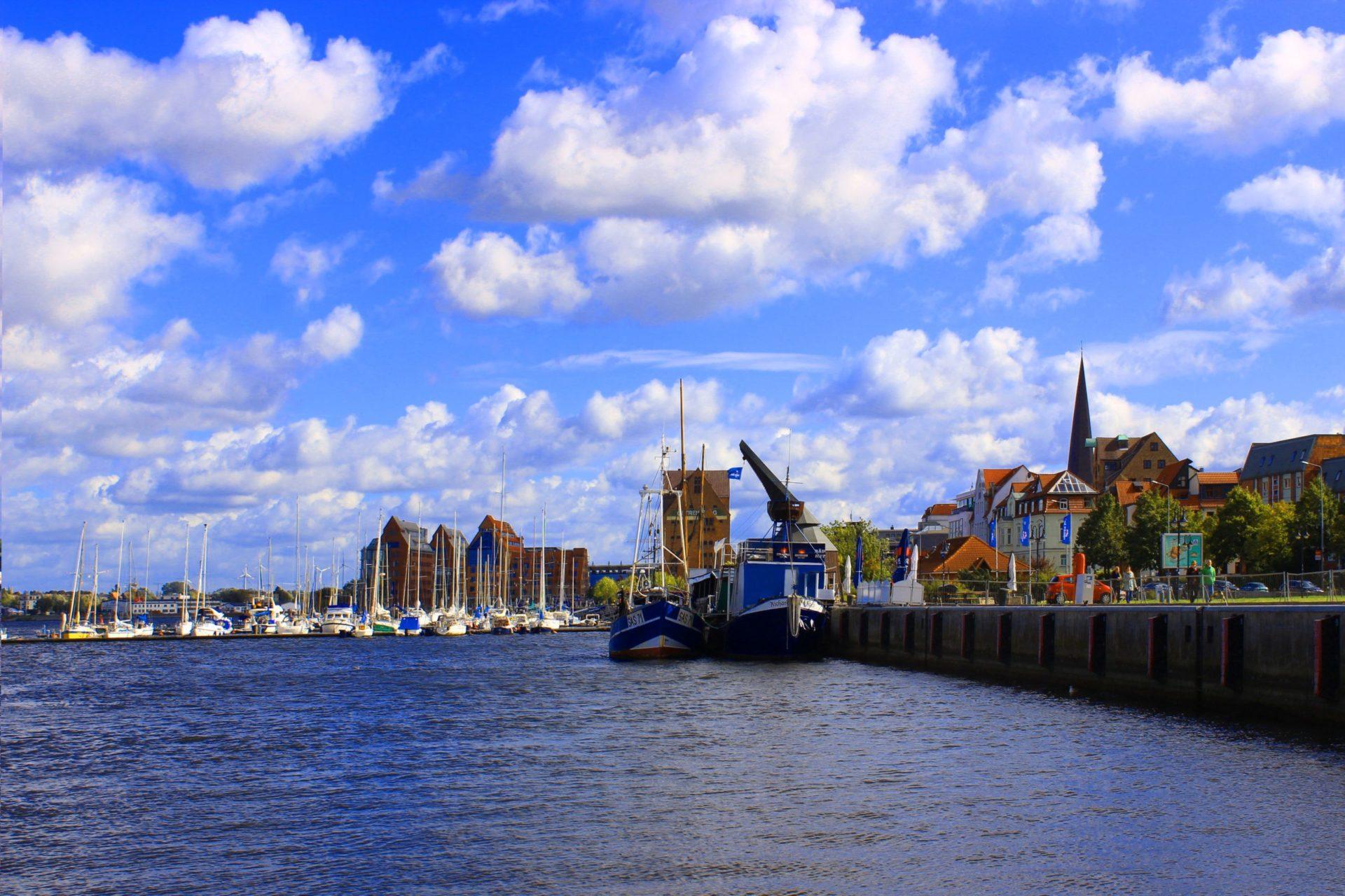 Wassertemperatur Rostock