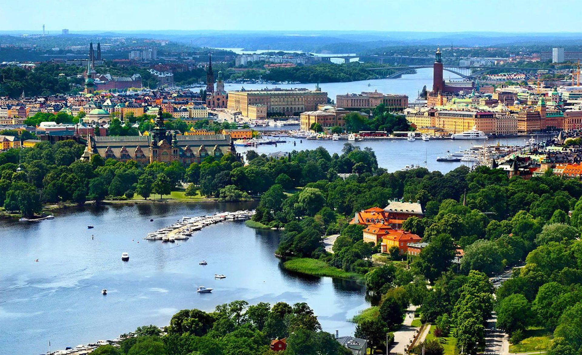 Wassertemperatur Stockholm