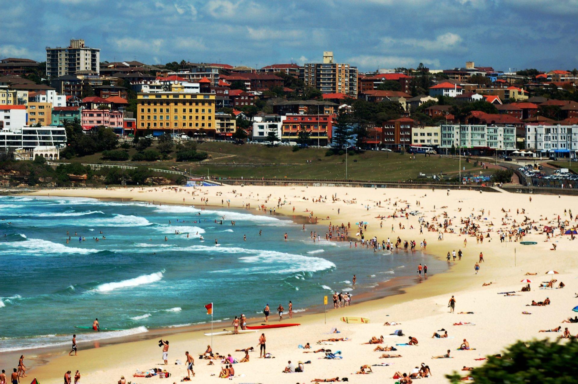 Wassertemperatur Sydney