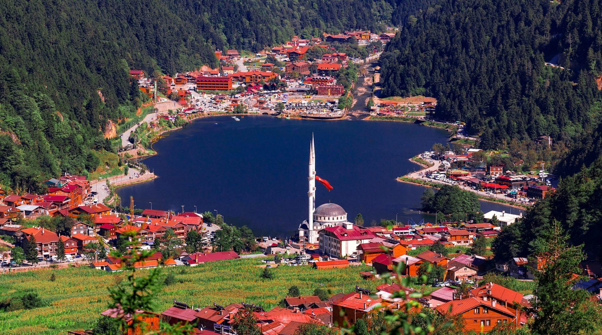 Wassertemperatur Trabzon