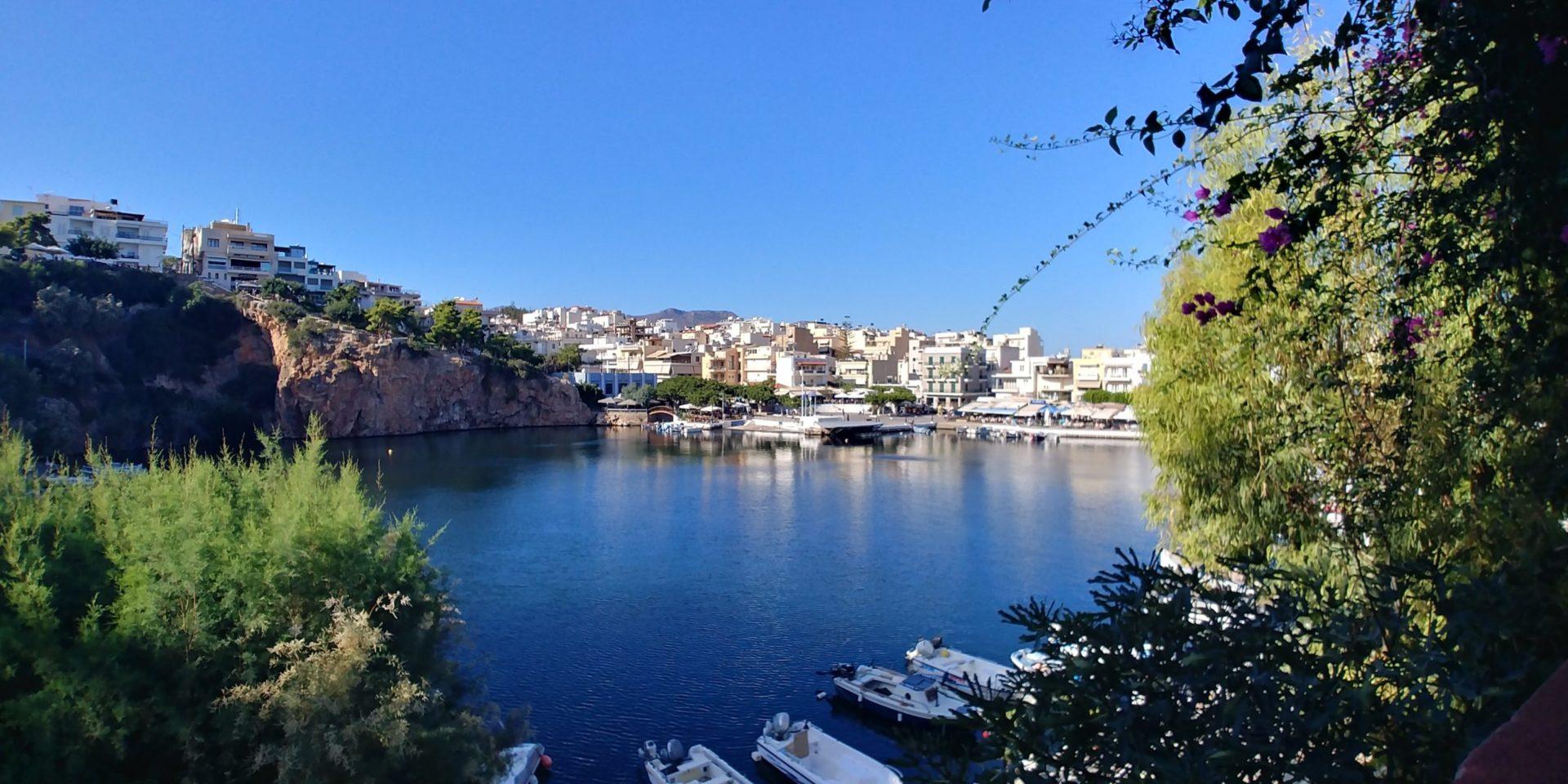 Wassertemperatur Agios Nikolaos