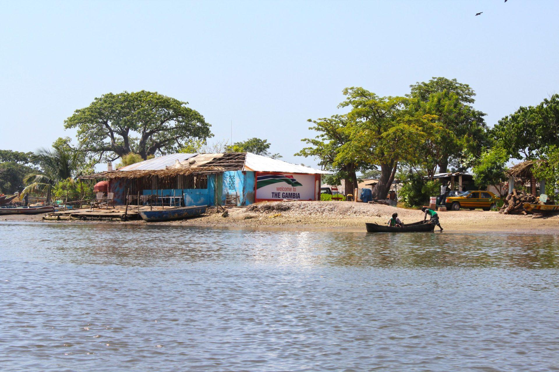 Wassertemperatur Banjul