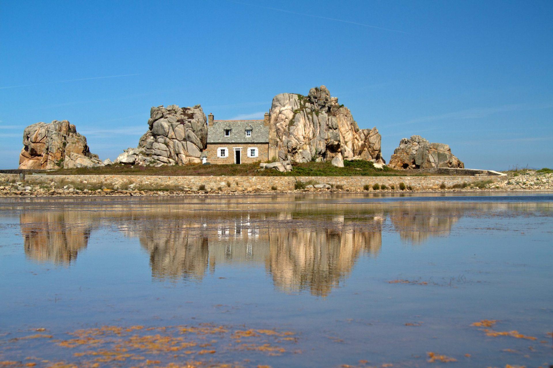 Wassertemperatur Bretagne