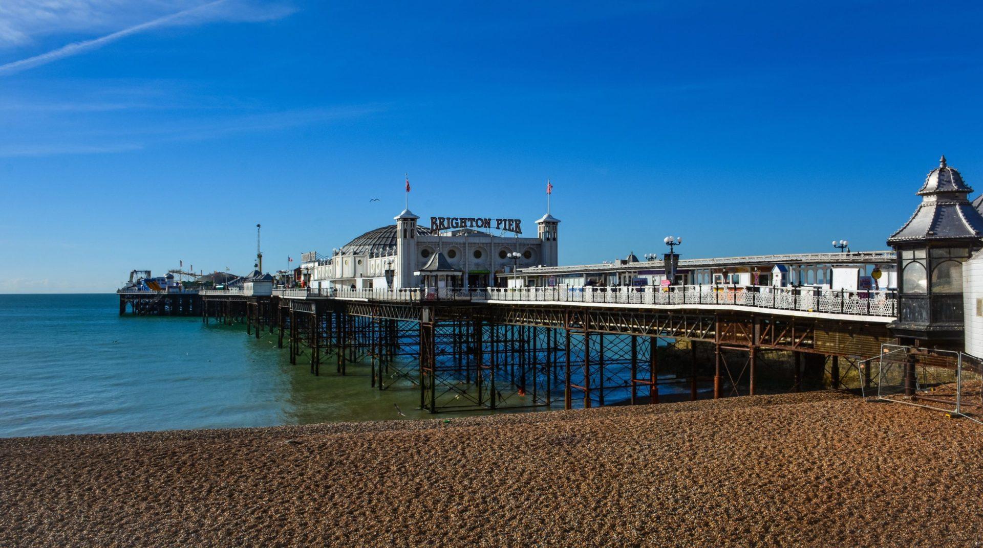 Wassertemperatur Brighton