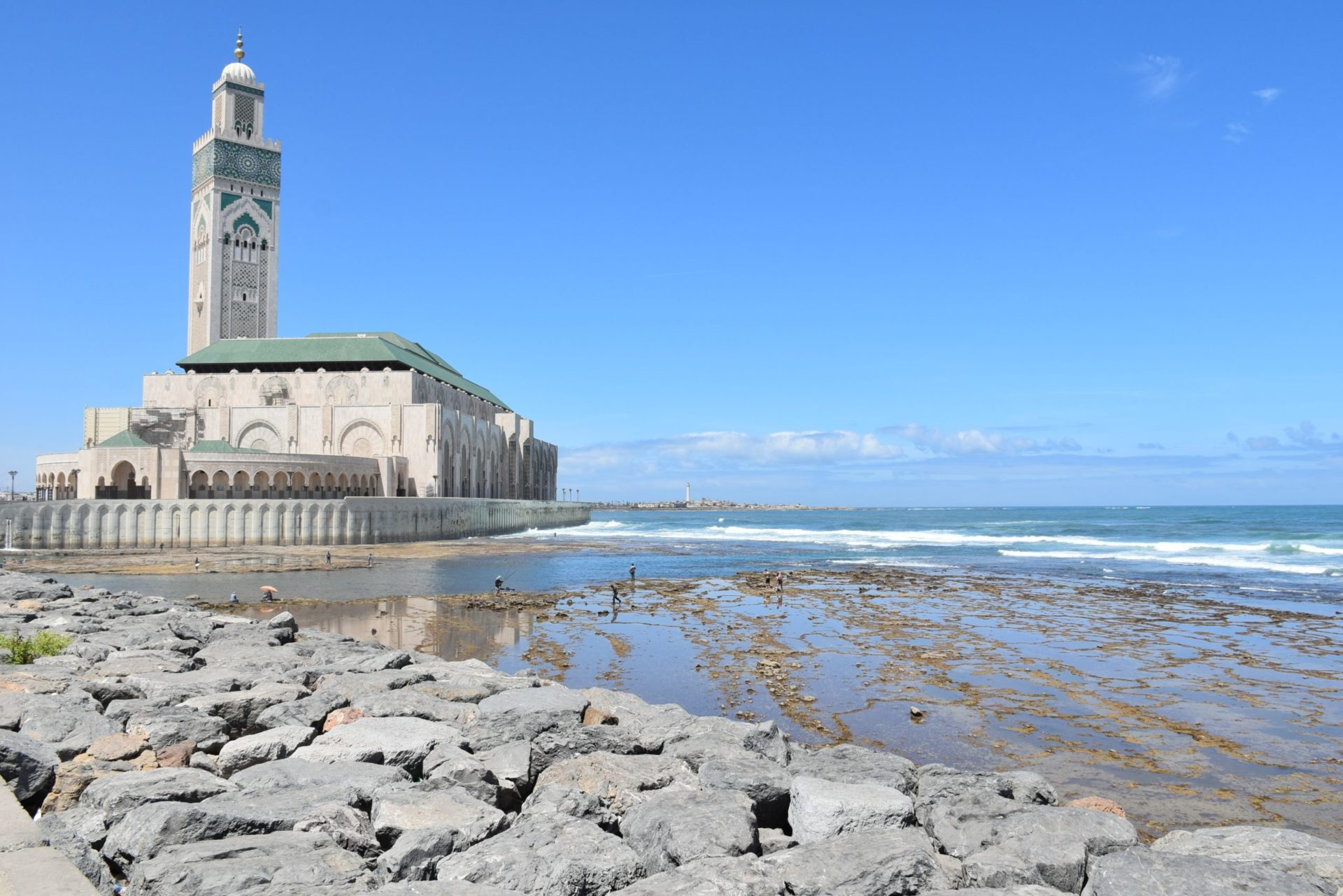 Wassertemperatur Casablanca