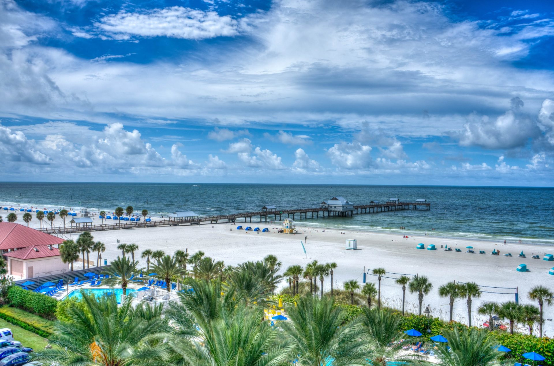 Wassertemperatur Clearwater Beach