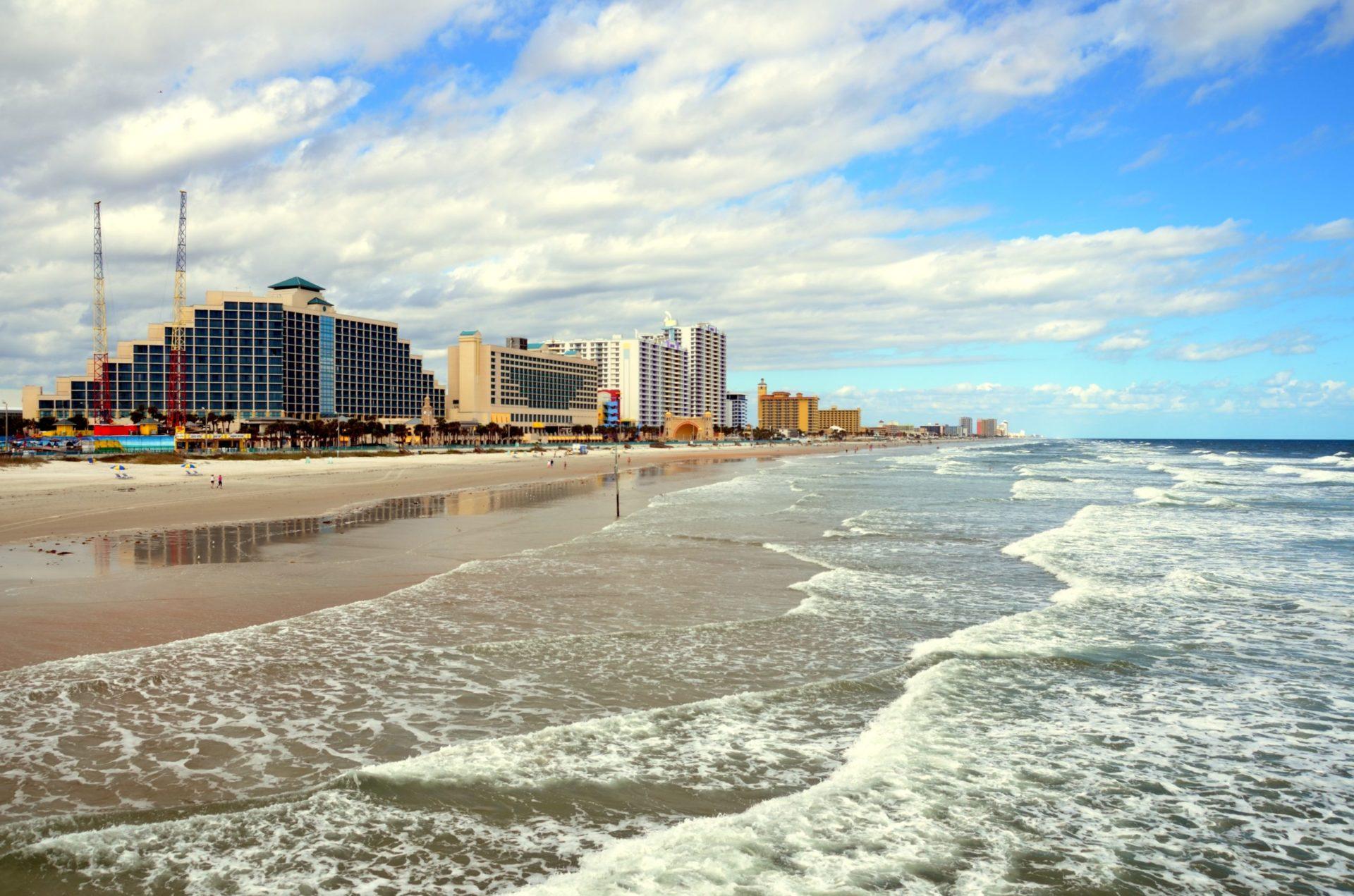 Wassertemperatur Daytona Beach