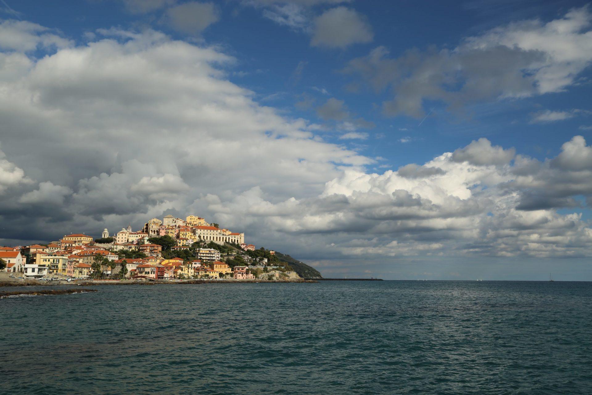 Wassertemperatur Diano Marina