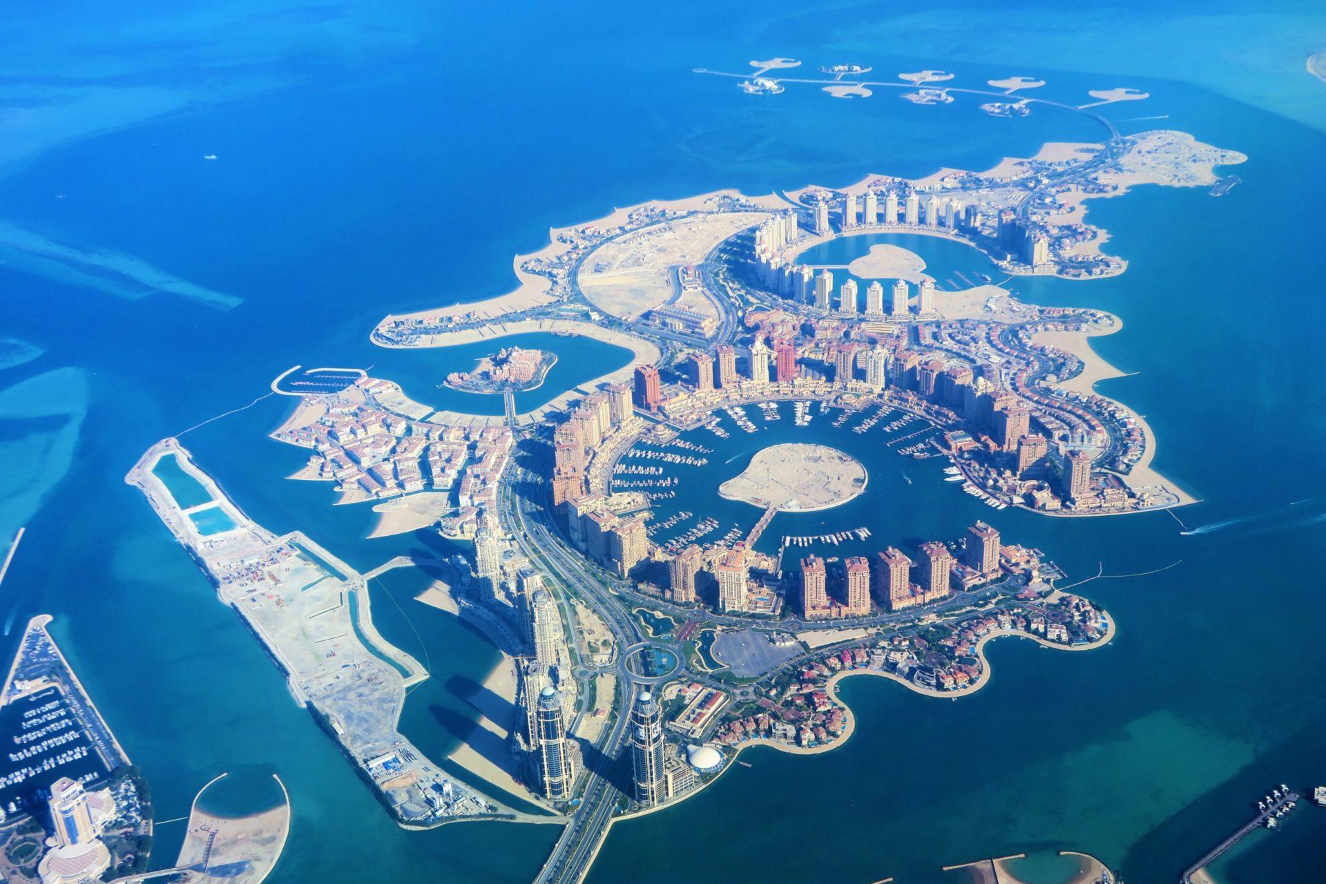Wassertemperatur Doha