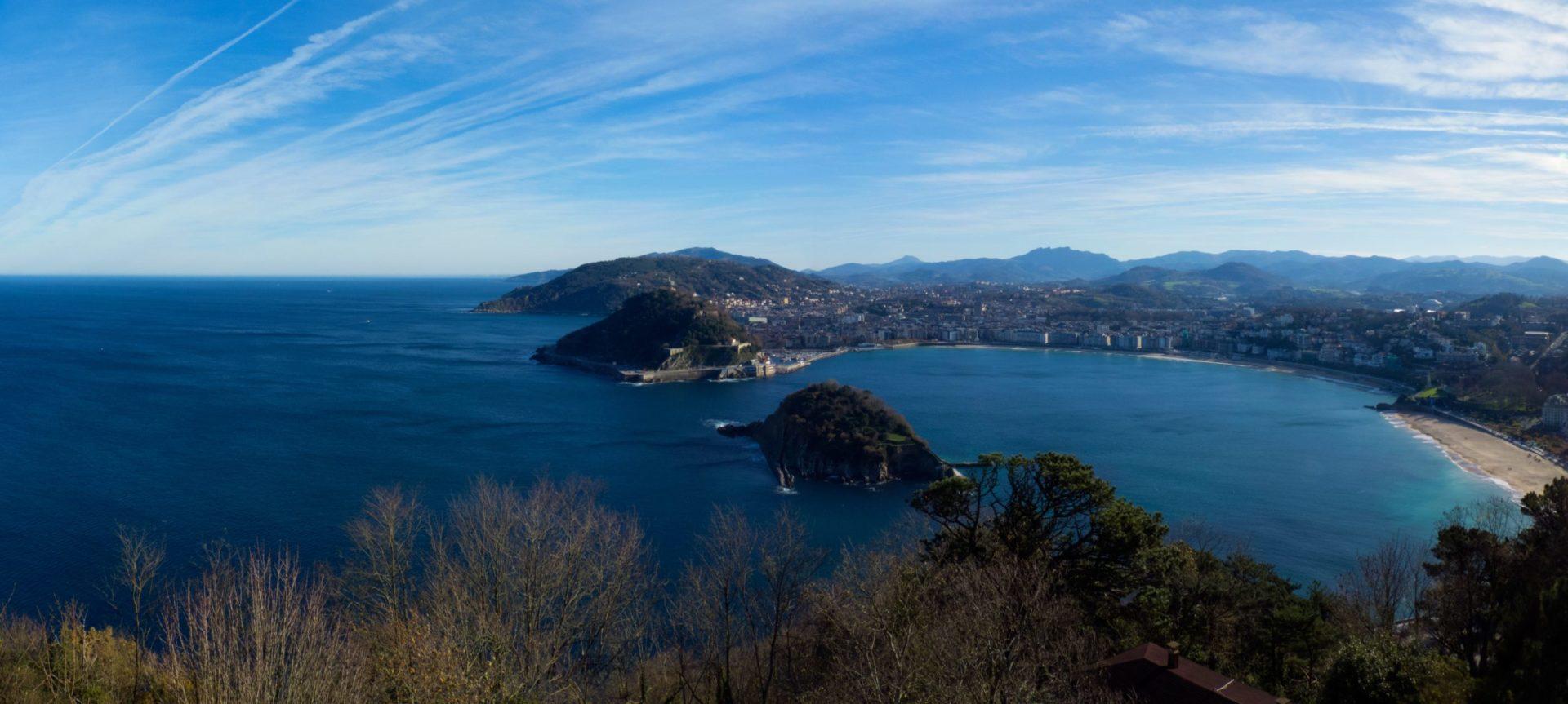 Wassertemperatur Donostia-San Sebastian