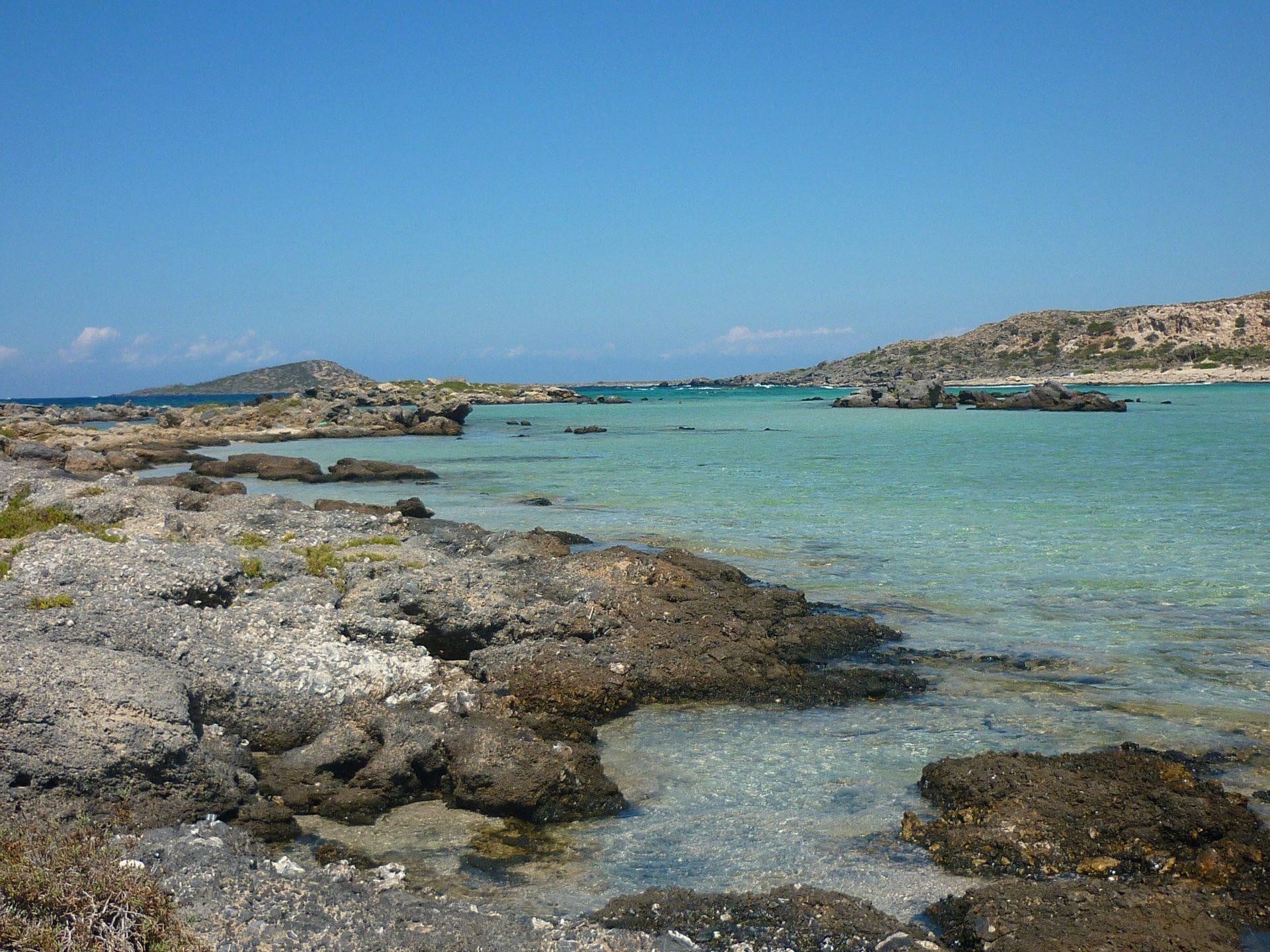 Wassertemperatur Elafonissi