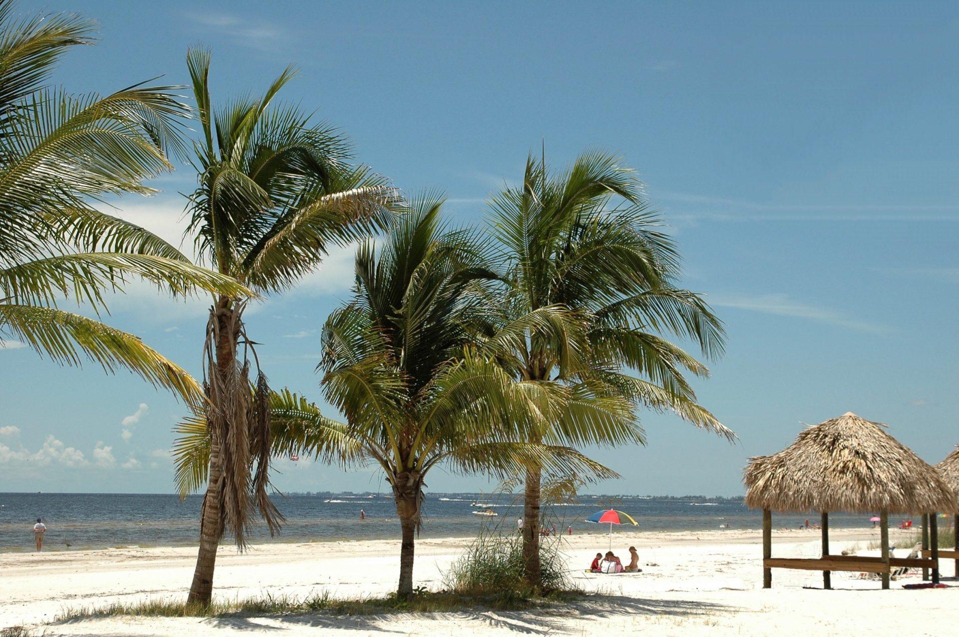 Wassertemperatur Fort Myers Beach