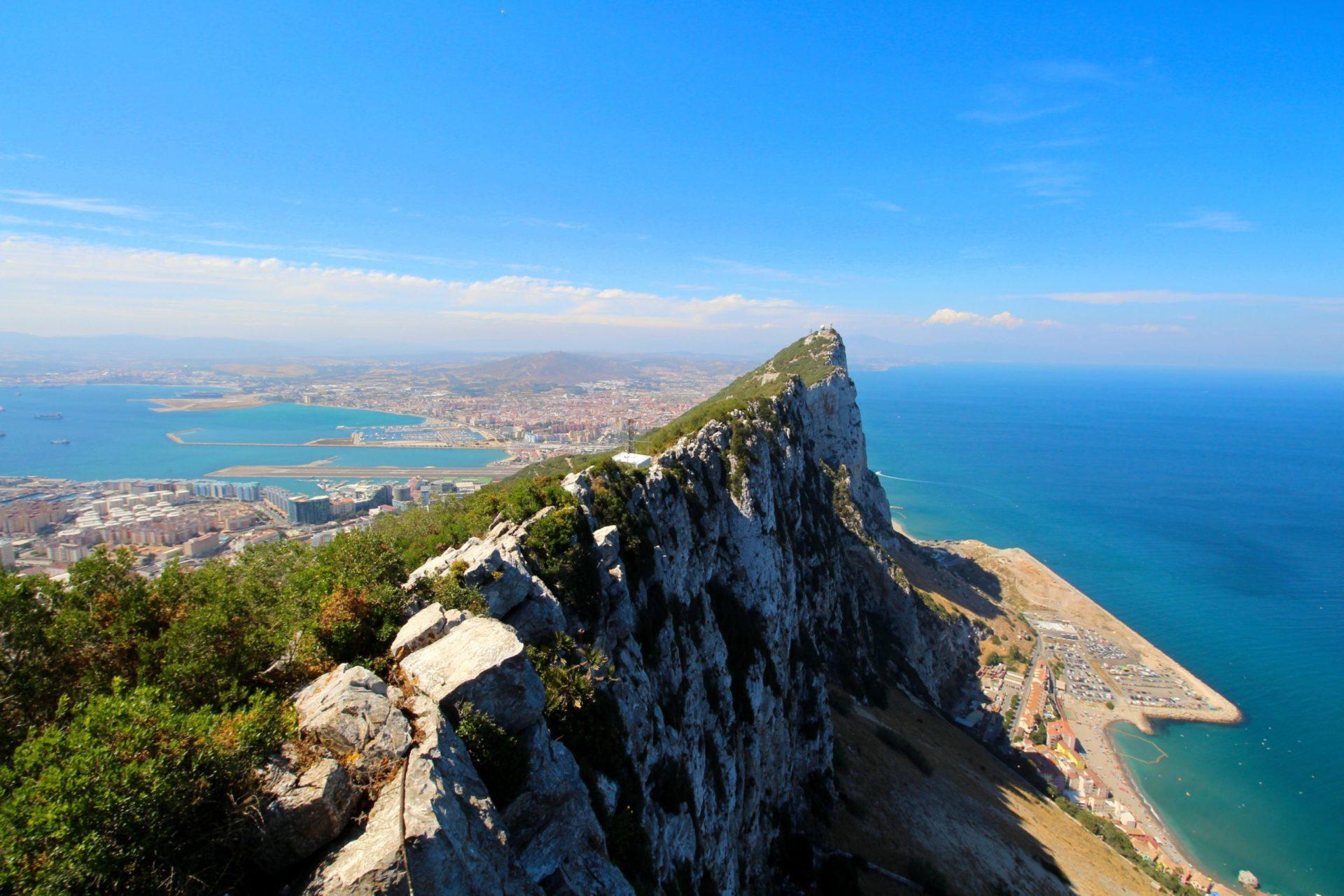 Wassertemperatur Gibraltar