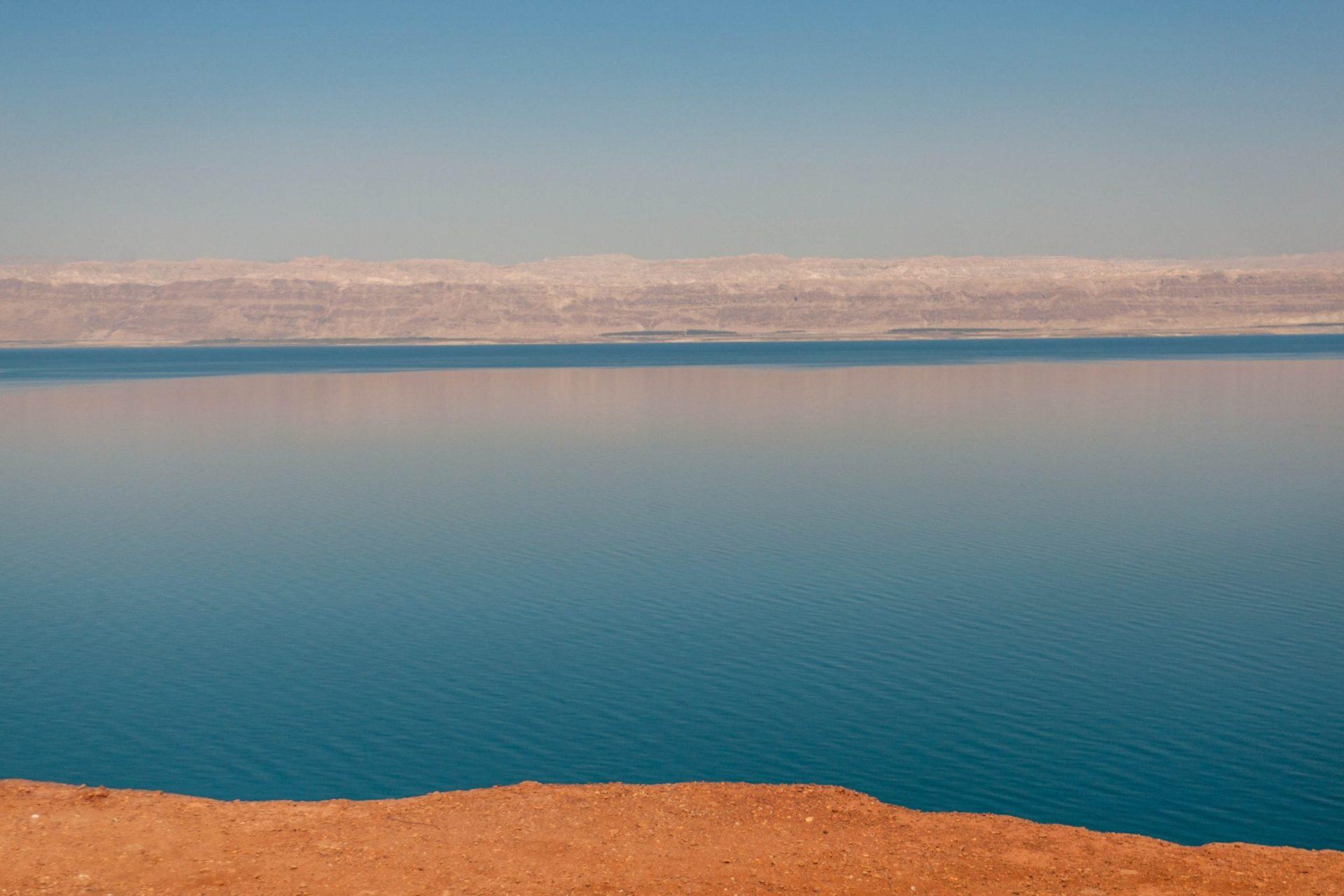Wassertemperatur Jordanien