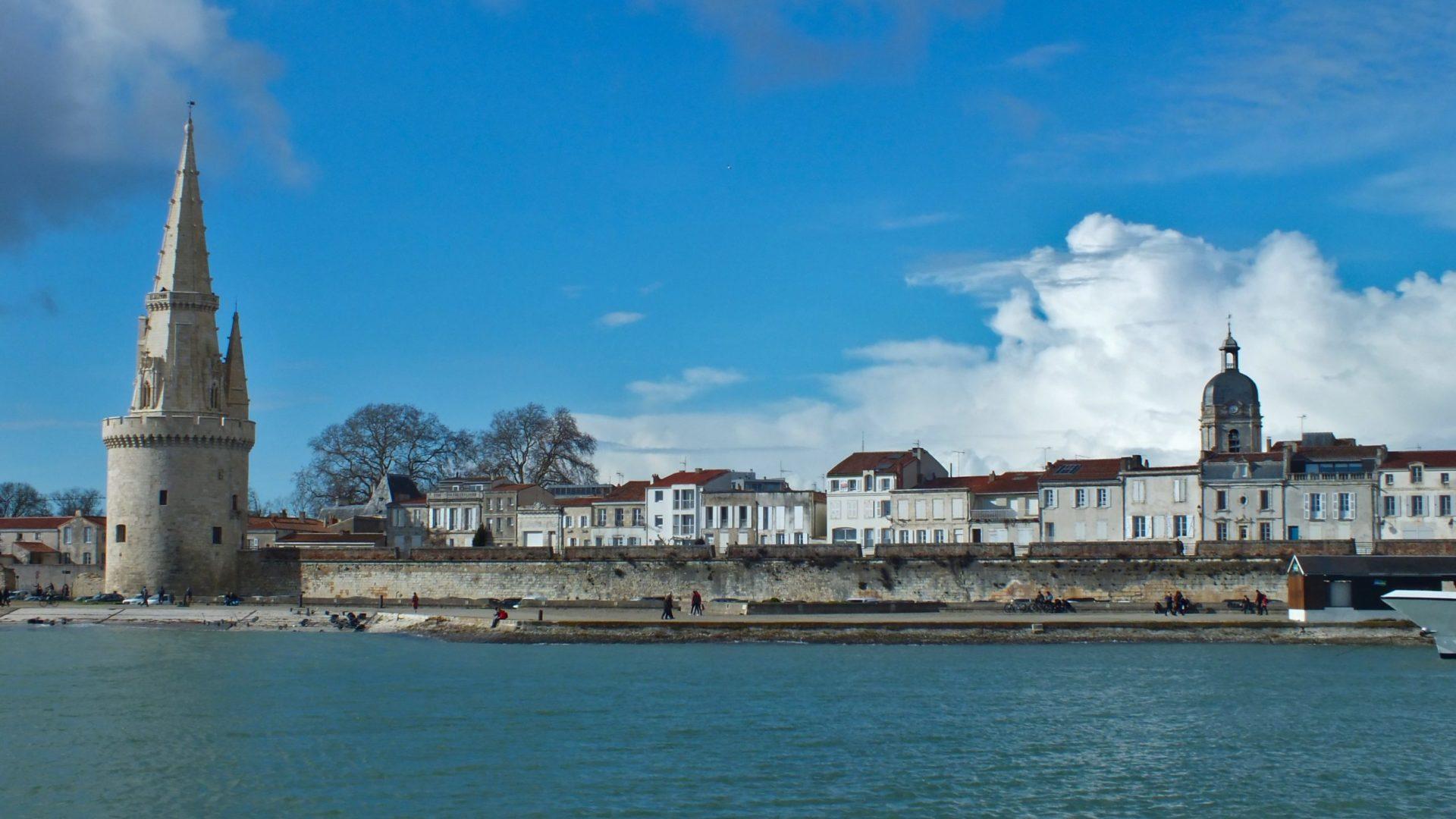 Wassertemperatur La Rochelle