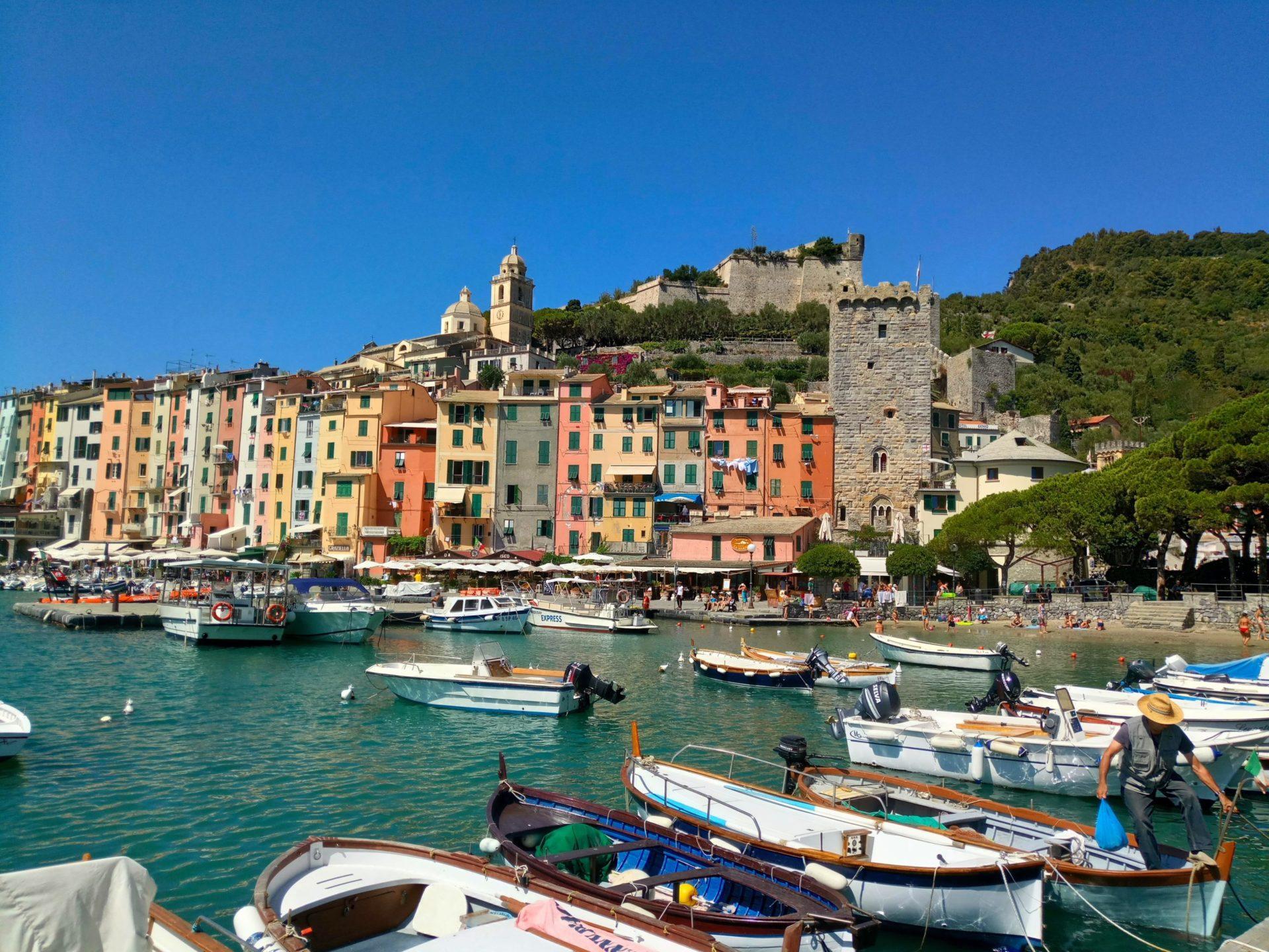 Wassertemperatur La Spezia