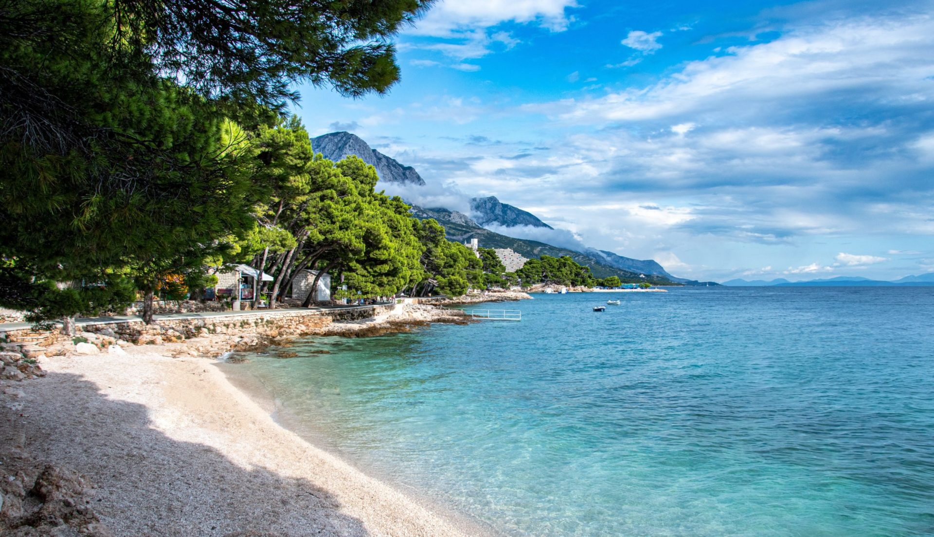 Wassertemperatur Makarska