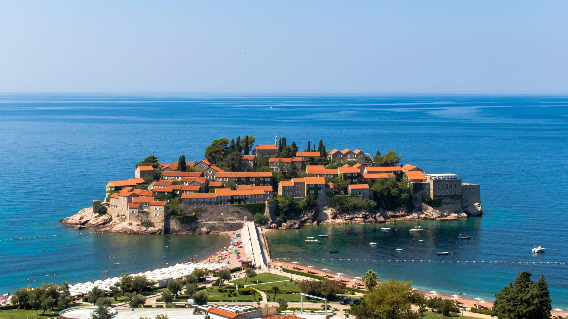 Wassertemperatur Montenegro
