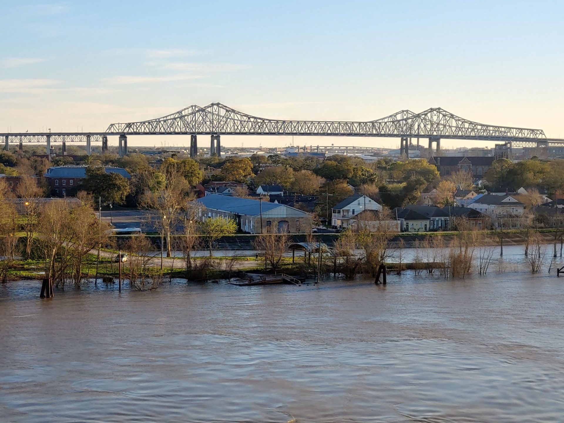 Wassertemperatur New Orleans