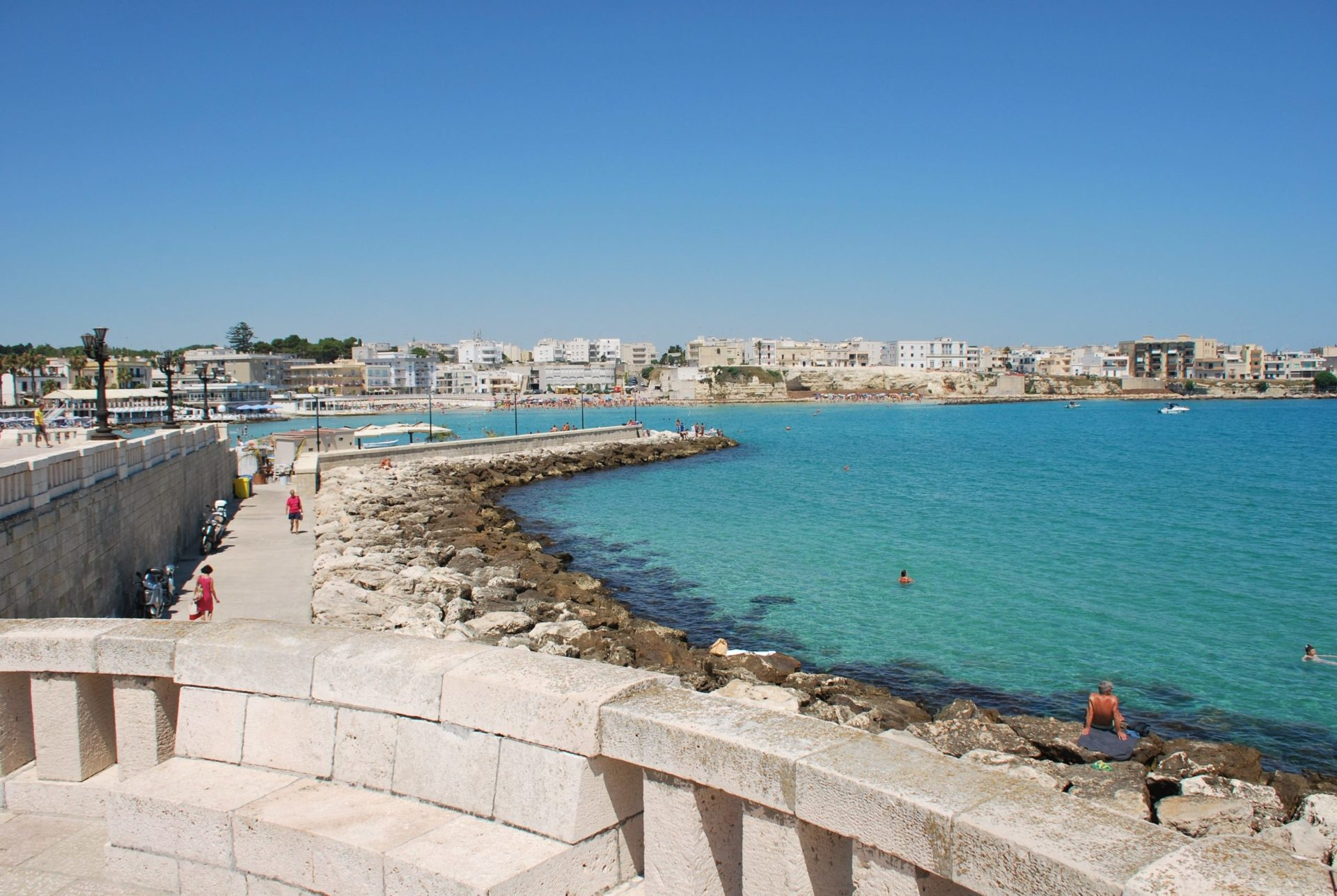 Wassertemperatur Otranto