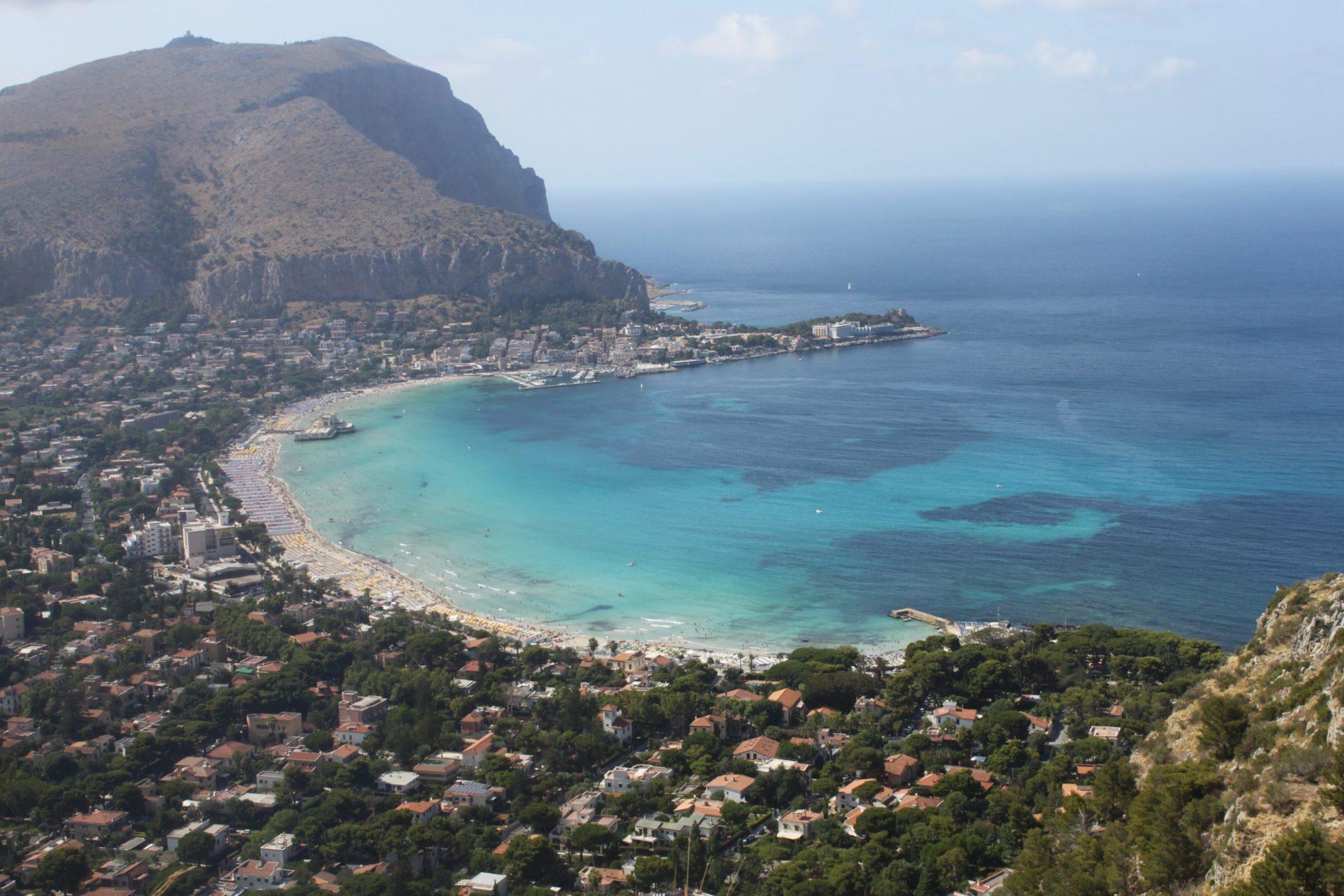 Wassertemperatur Palermo