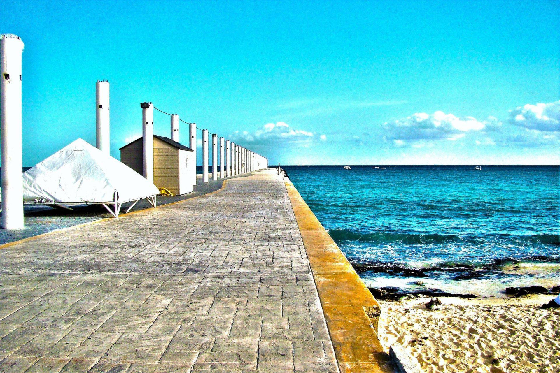 Wassertemperatur Playa del Carmen
