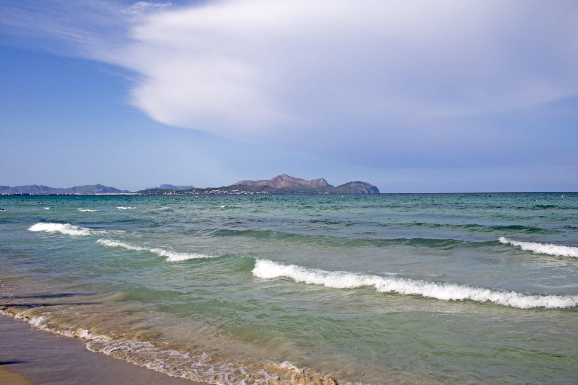 Wassertemperatur Port Alcudia