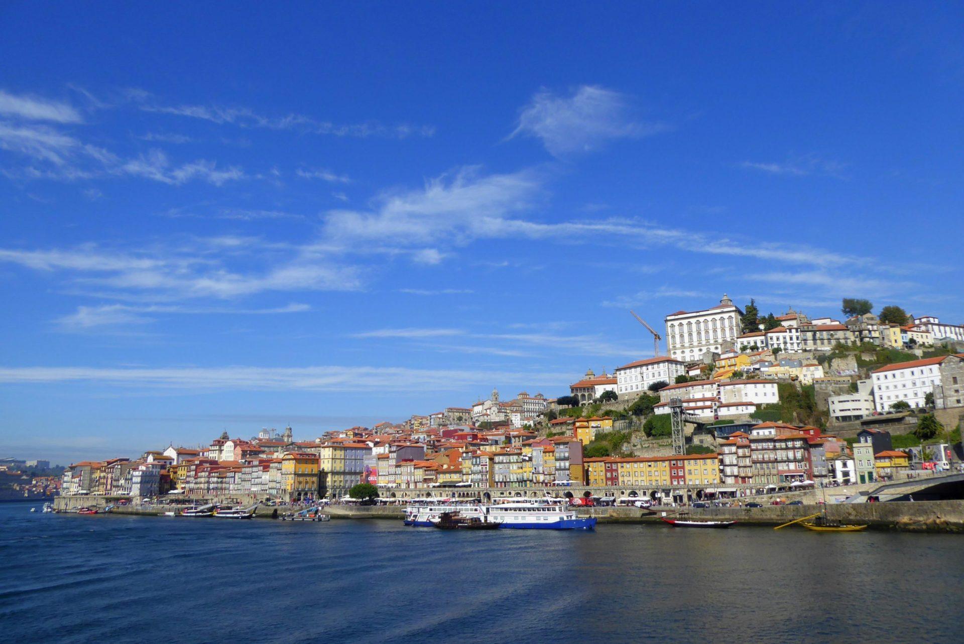 Wassertemperatur Porto