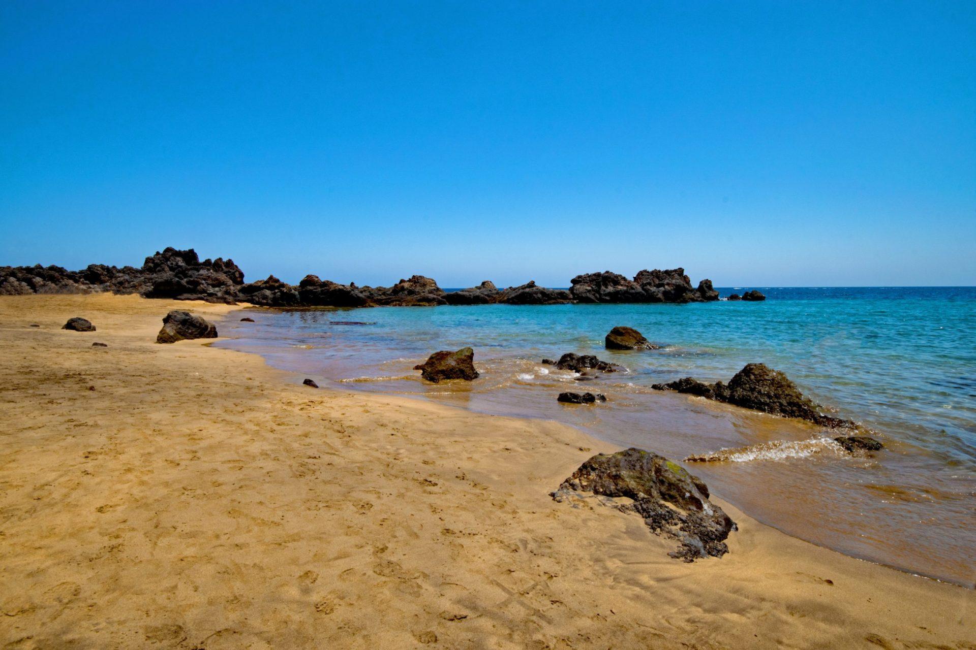 Wassertemperatur Puerto del Carmen