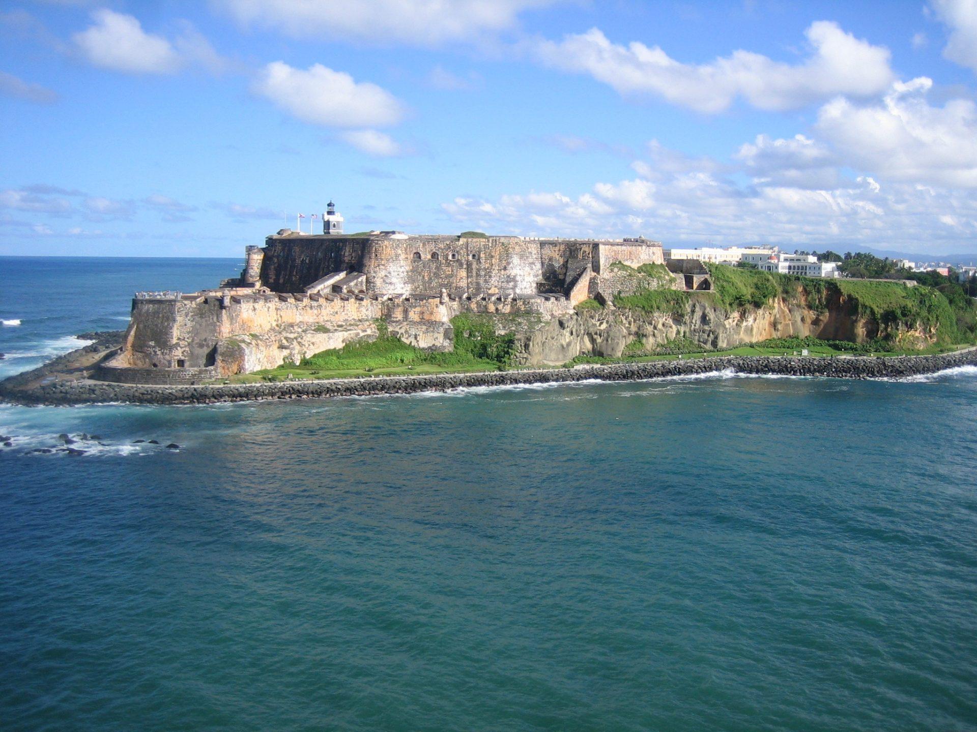 Wassertemperatur Puerto Rico